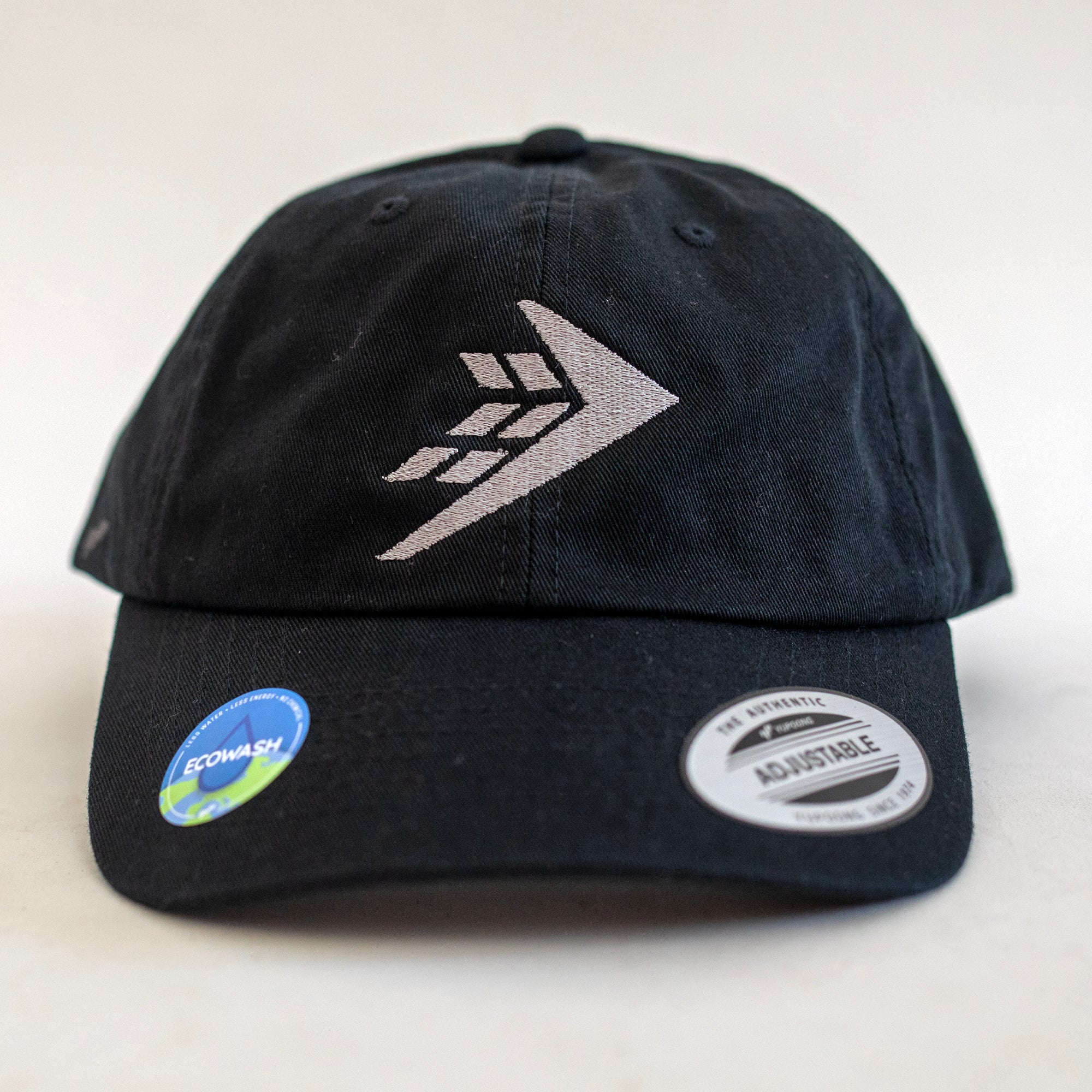 Firewire Icon Dad Hat - Black