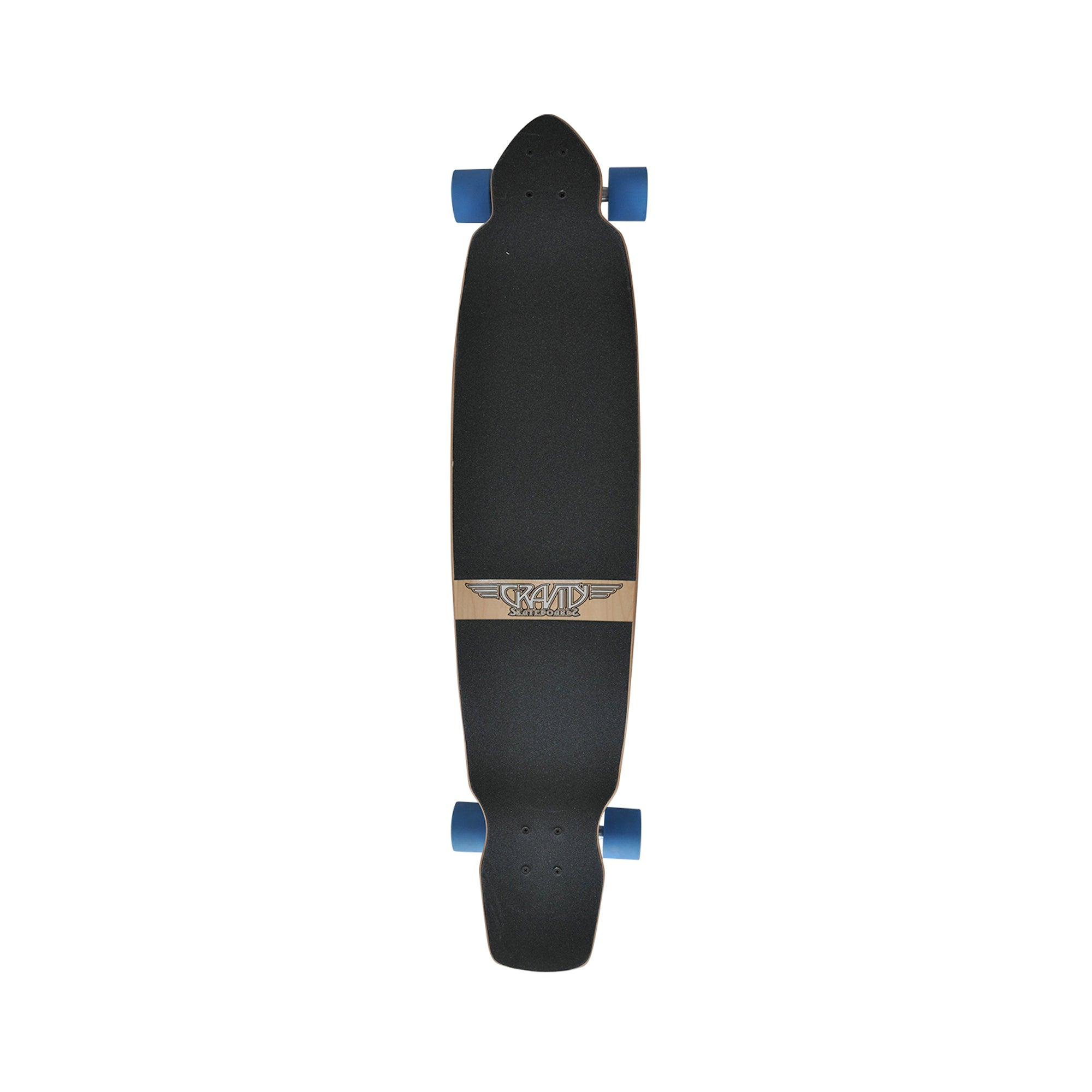 "Gravity Film Strip 43"" Longboard Skateboard"
