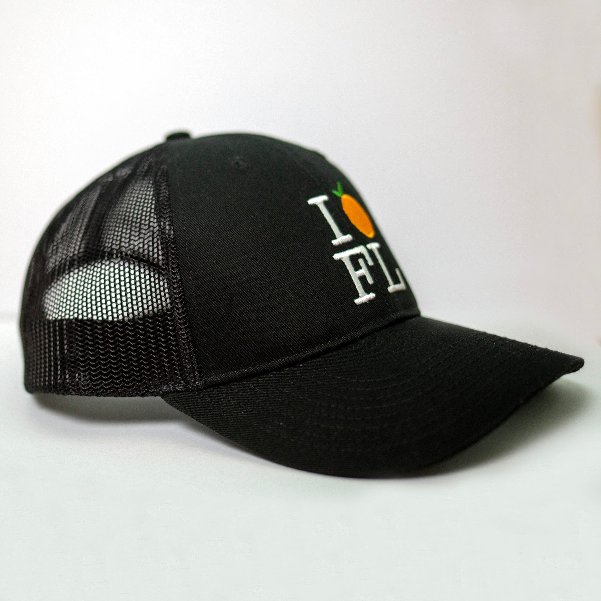 Flomotion Orange FL Men's Trucker Hat