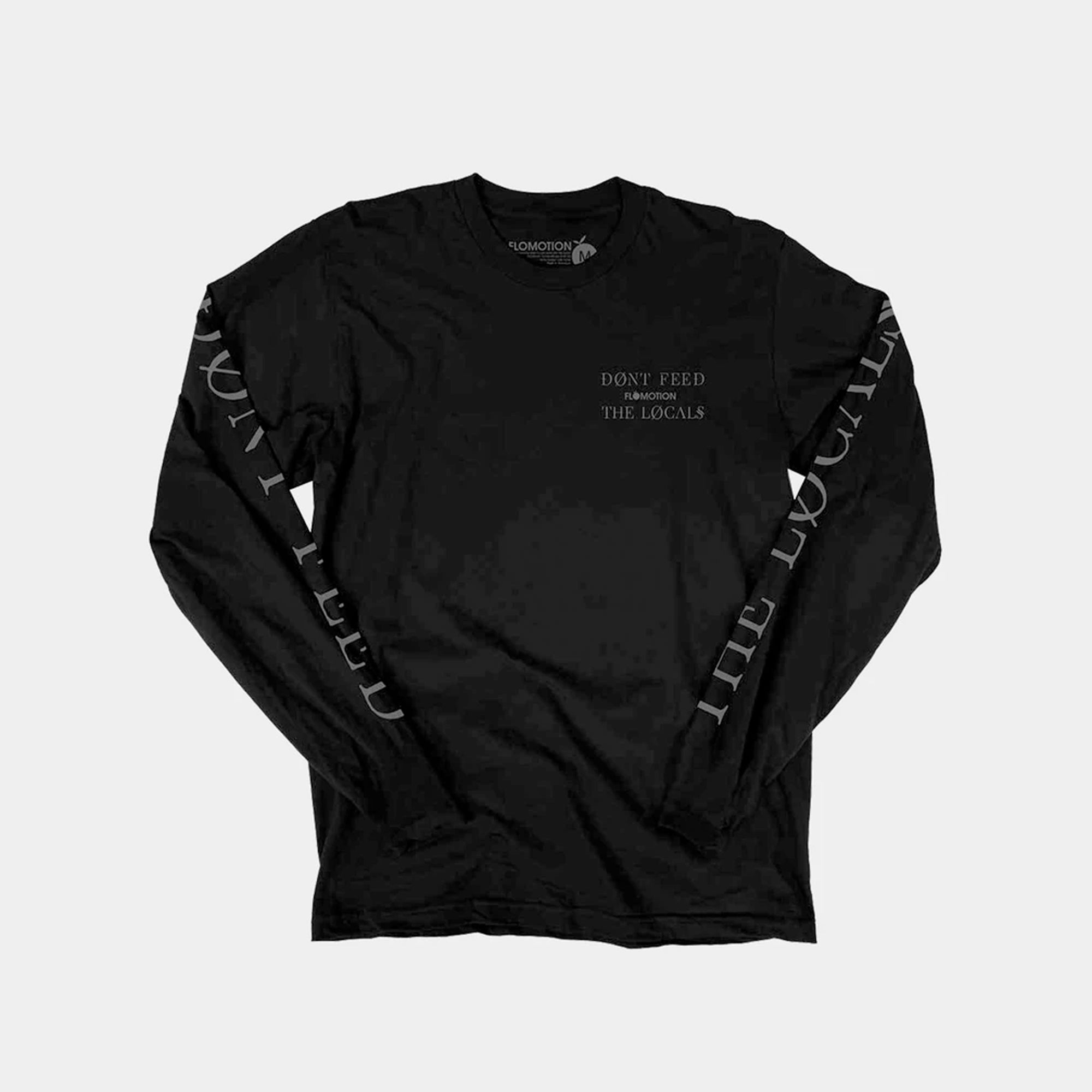 Flomotion Locals Men's L/S T-Shirt
