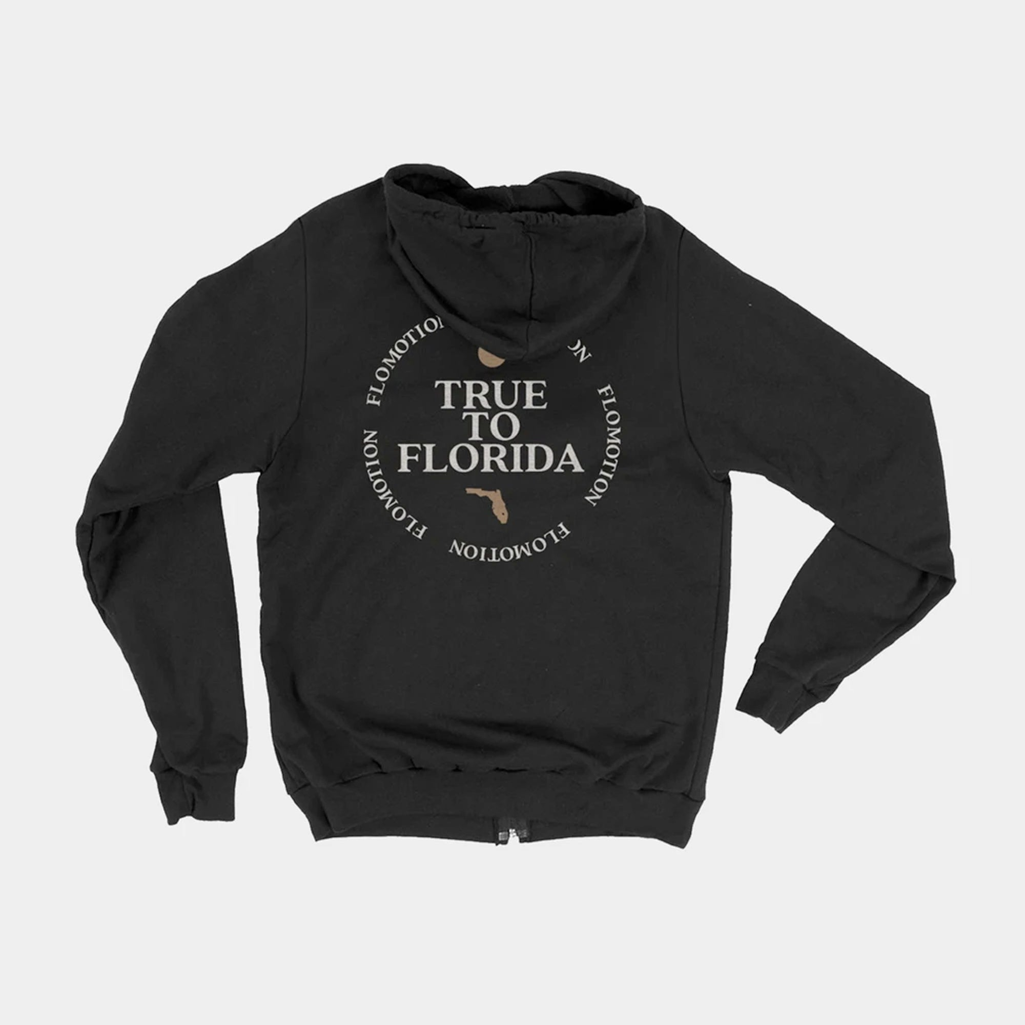 Flomotion True to Florida Men's Zip-Up Hoodie