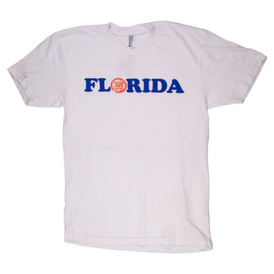 Surf Station Florida Men's S/S T-Shirt