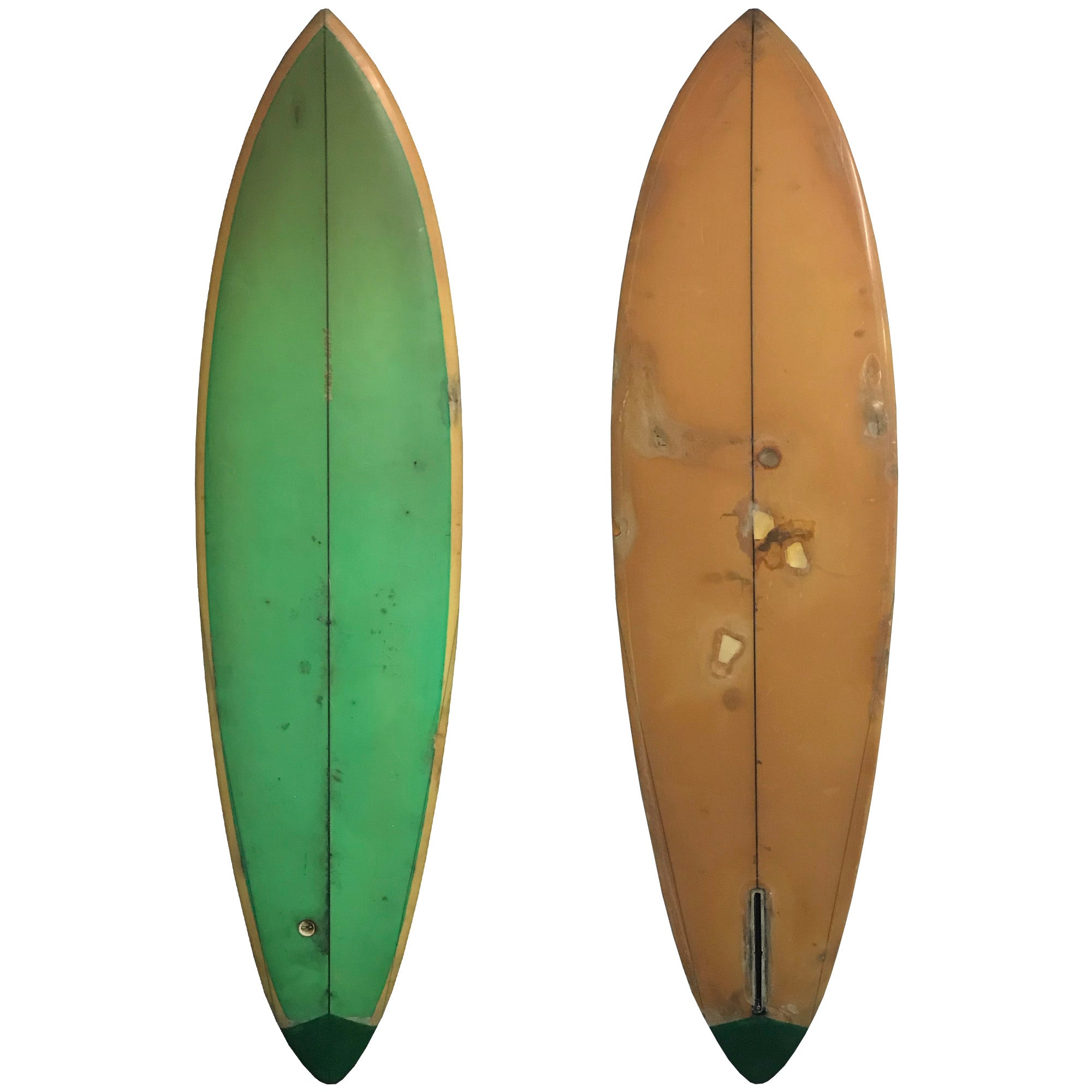 Fluid Vision 7' Collector's Surfboard