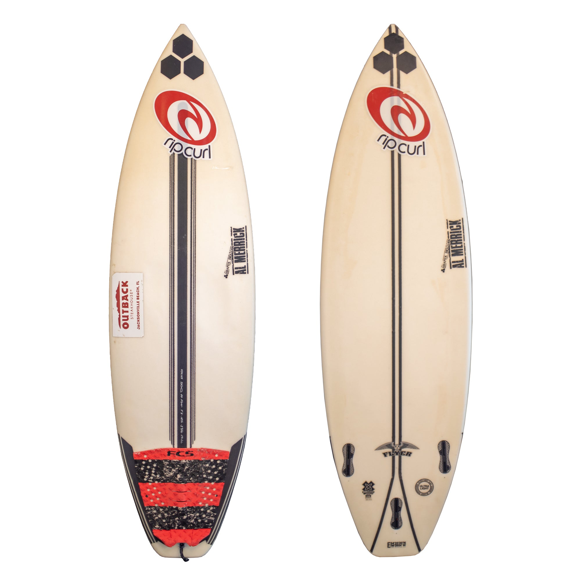 Channel Islands Flyer 5'6 Used Surfboard