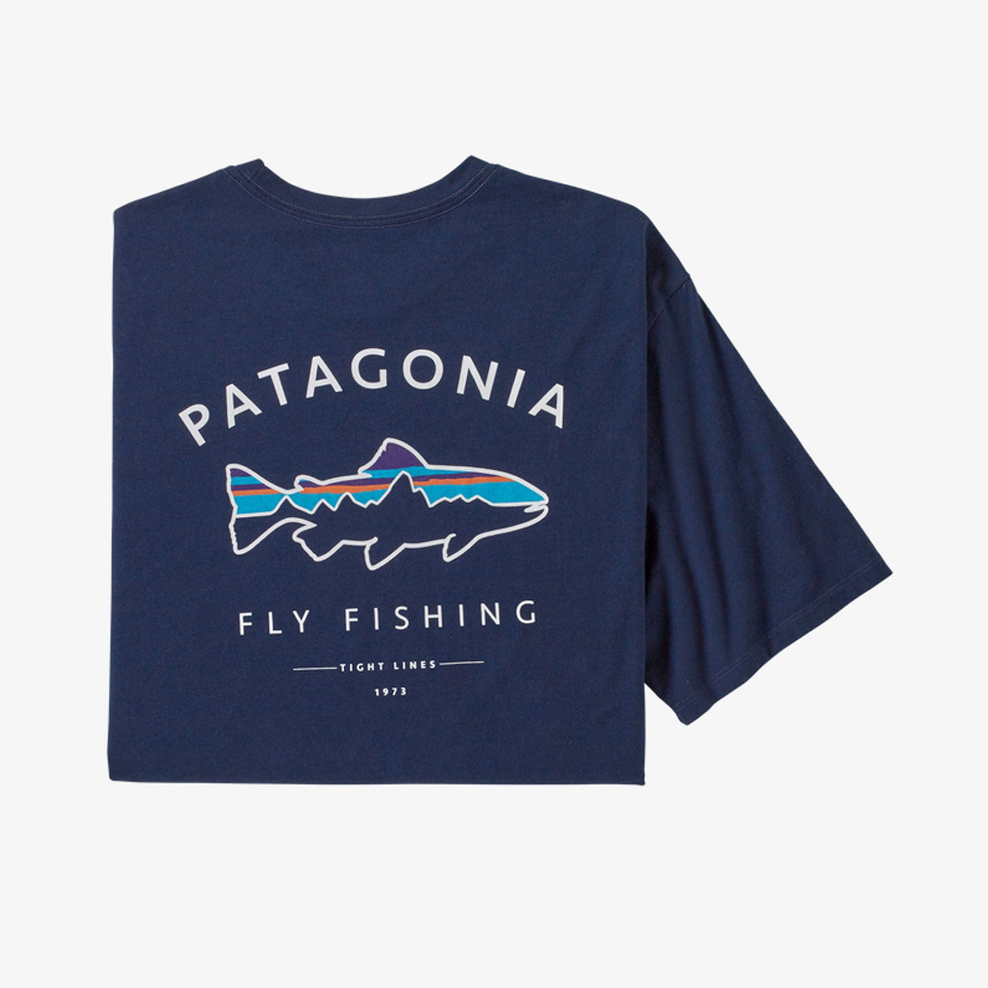 Patagonia Framed Fitz Roy Trout Men's S/S T-Shirt