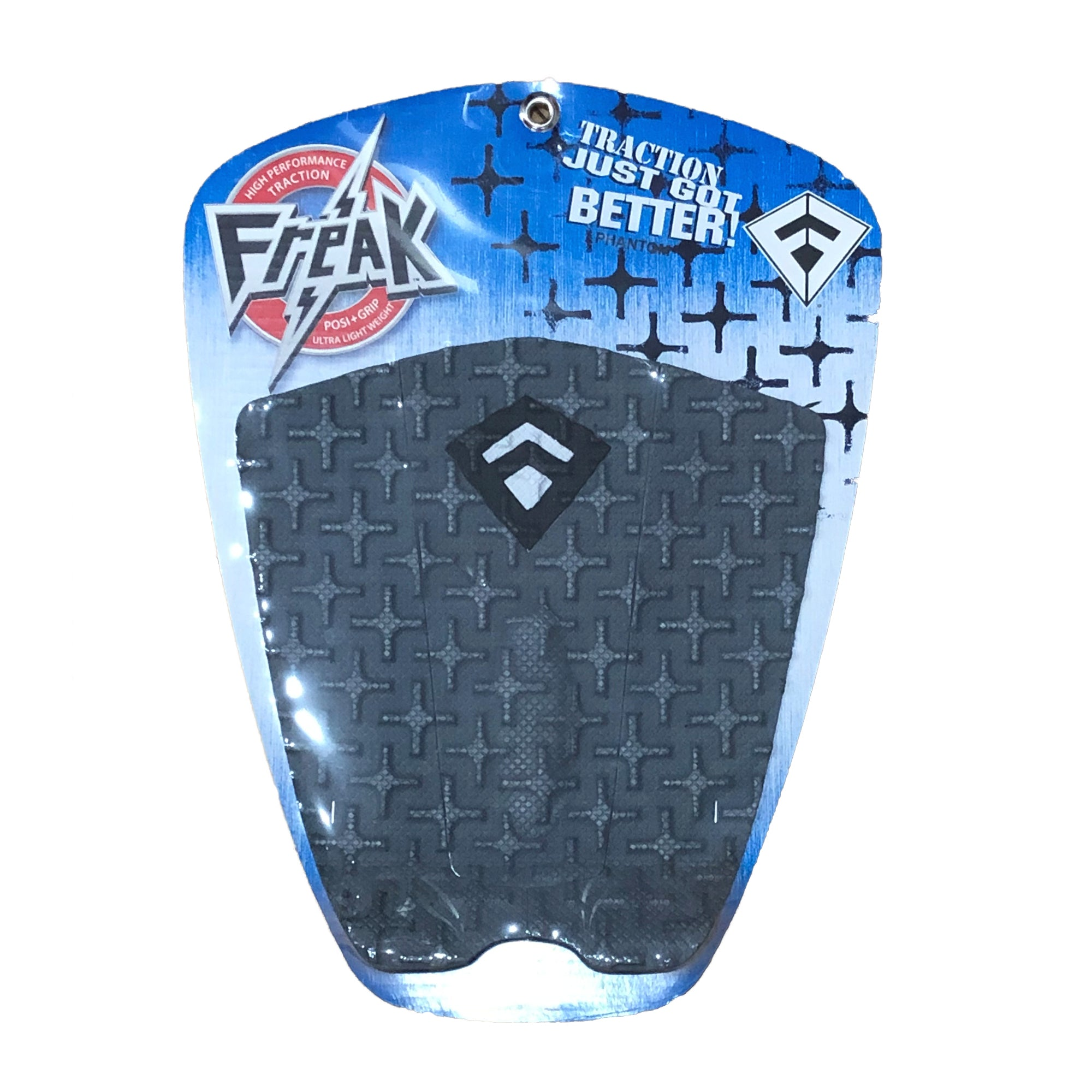 Freak Phantom Traction Pad - Grey/Black/White