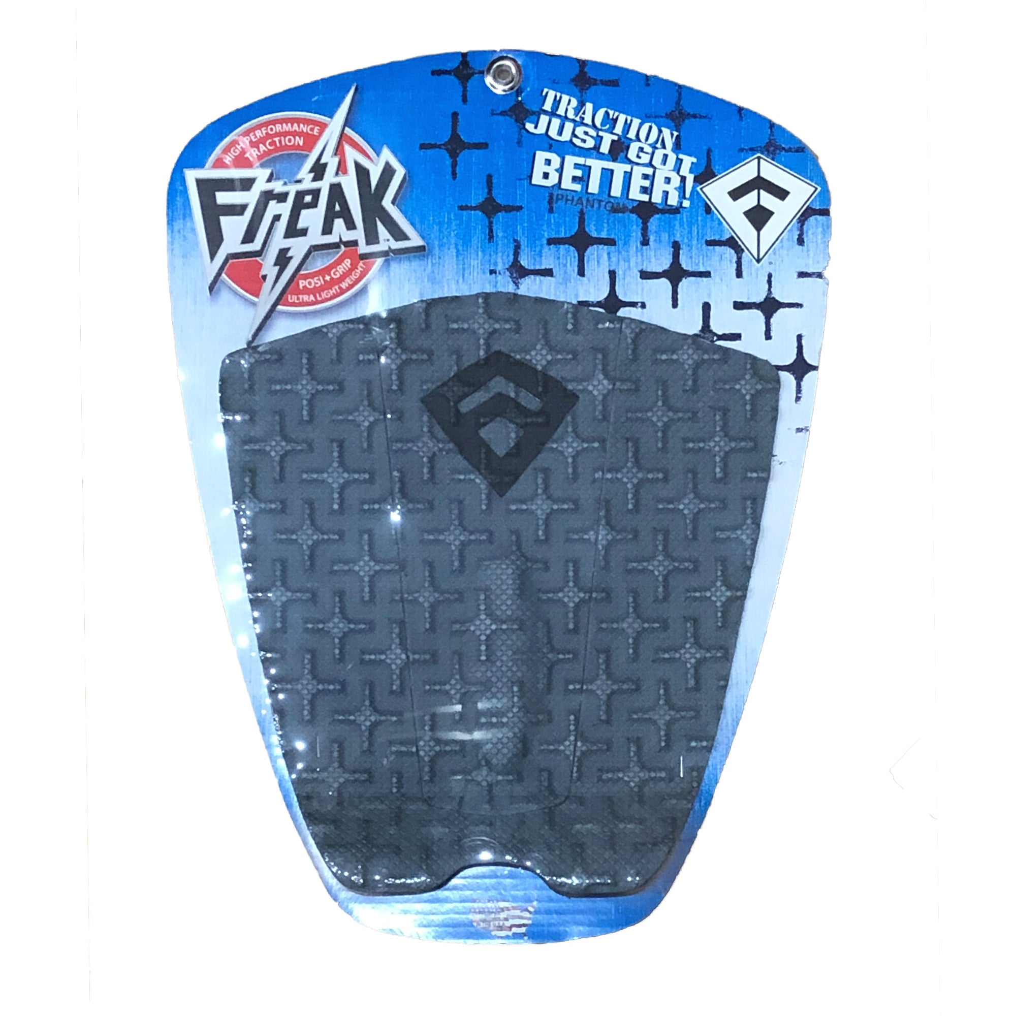 Freak Phantom Traction Pad - Grey/Black