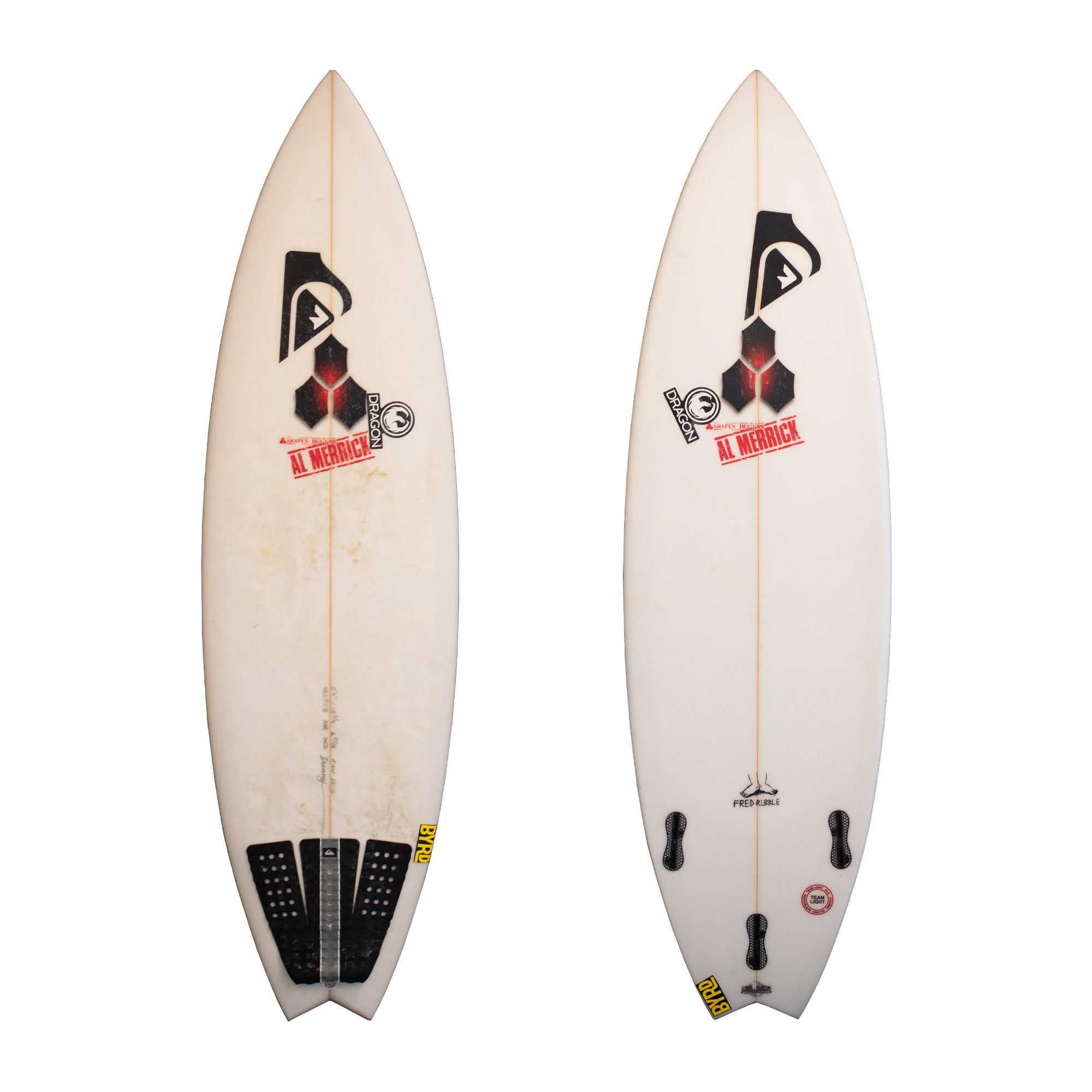 Channel Islands Fred Rubble 5'9 Used Surfboard