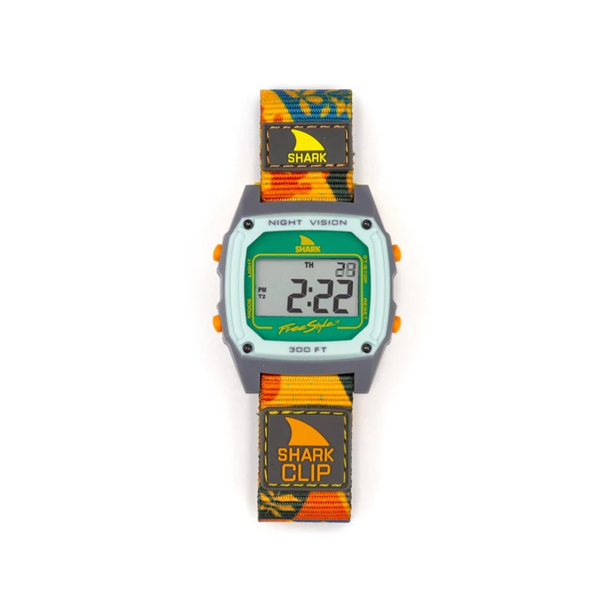 Freestyle Shark Classic Clip Men's Watch - Tribal Sunset