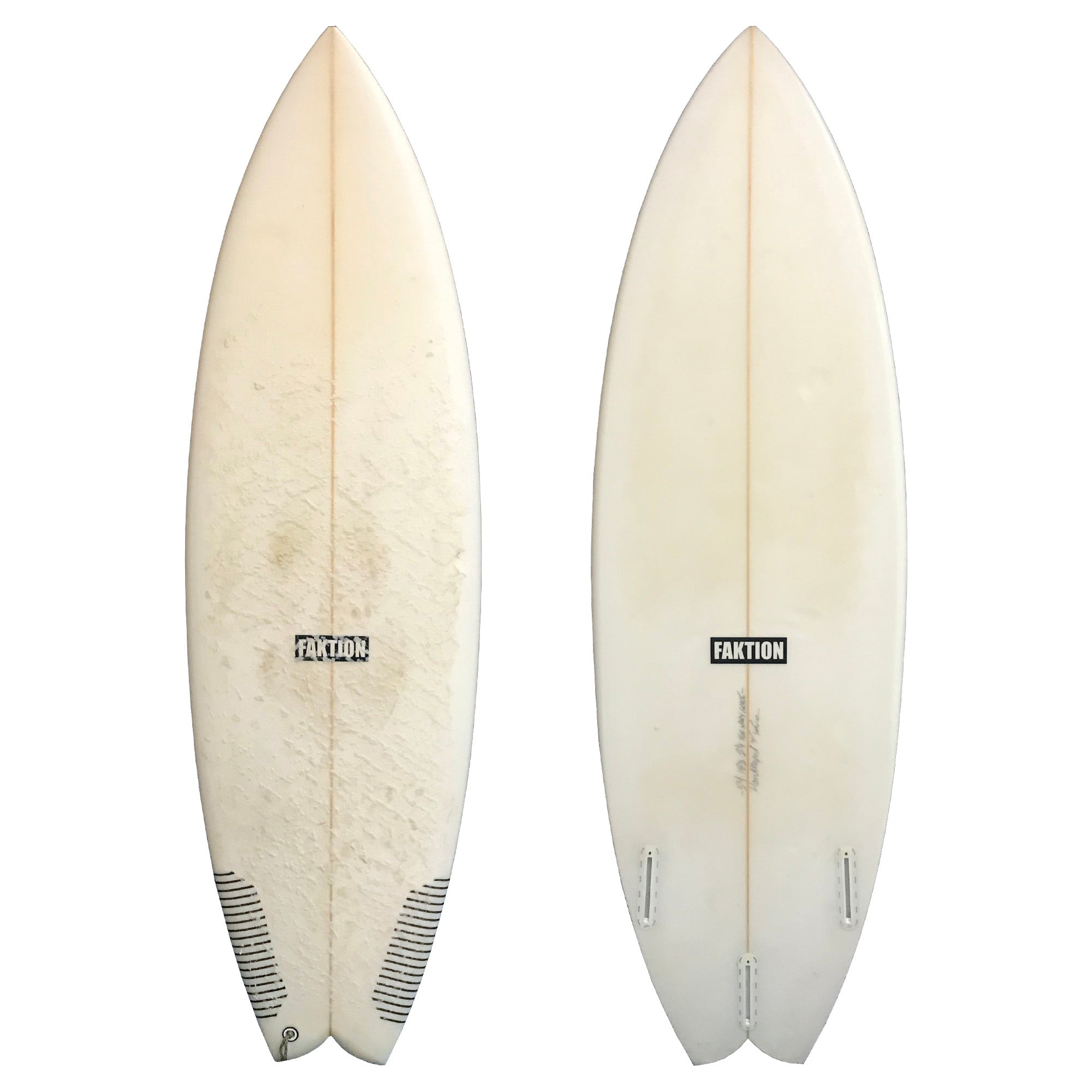 Faktion 5'4 Used Surfboard