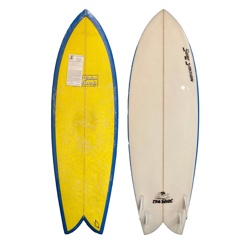 Surf Station Fro Back 6'2 Used Surfboard