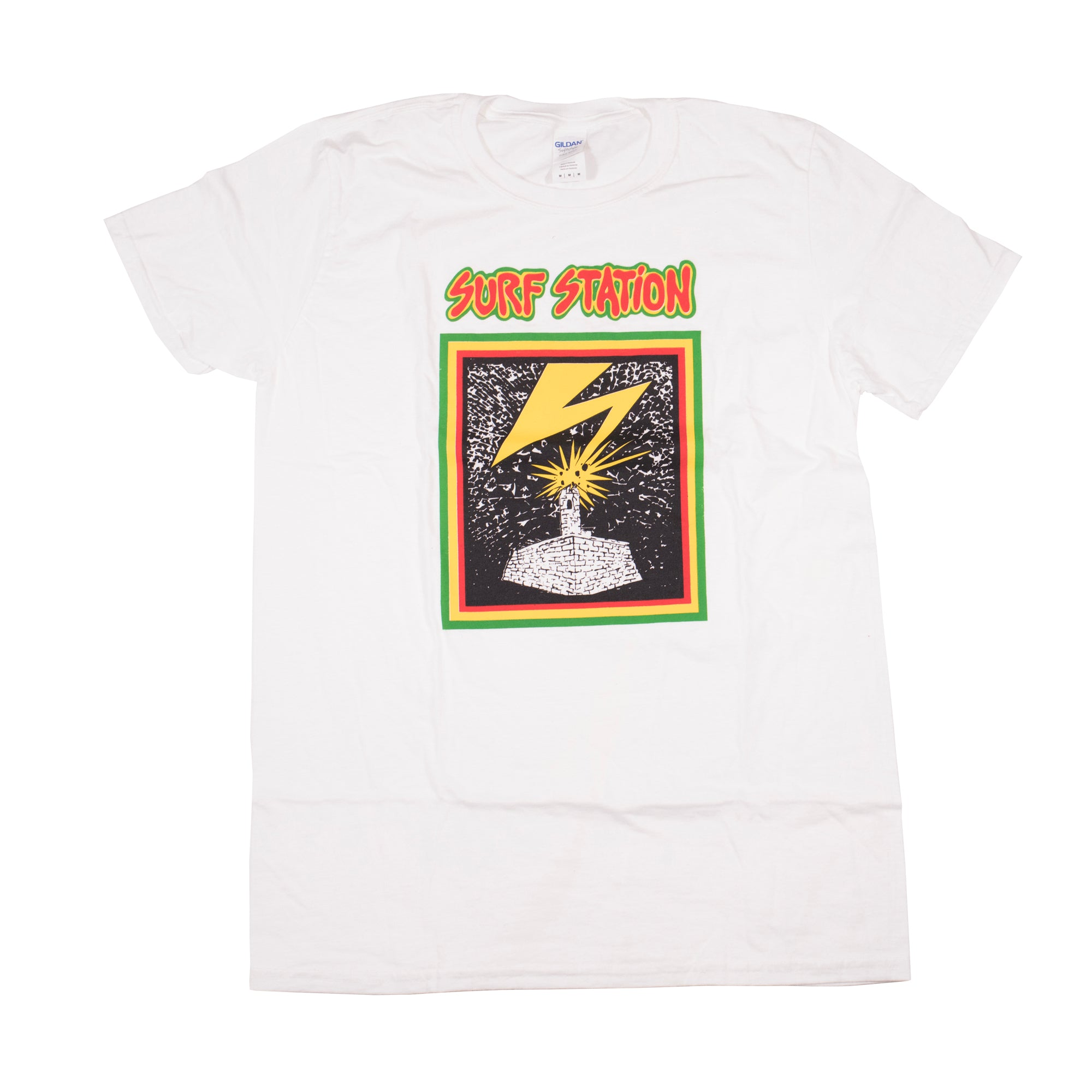 Surf Station Good Brains Men's S/S T-Shirt