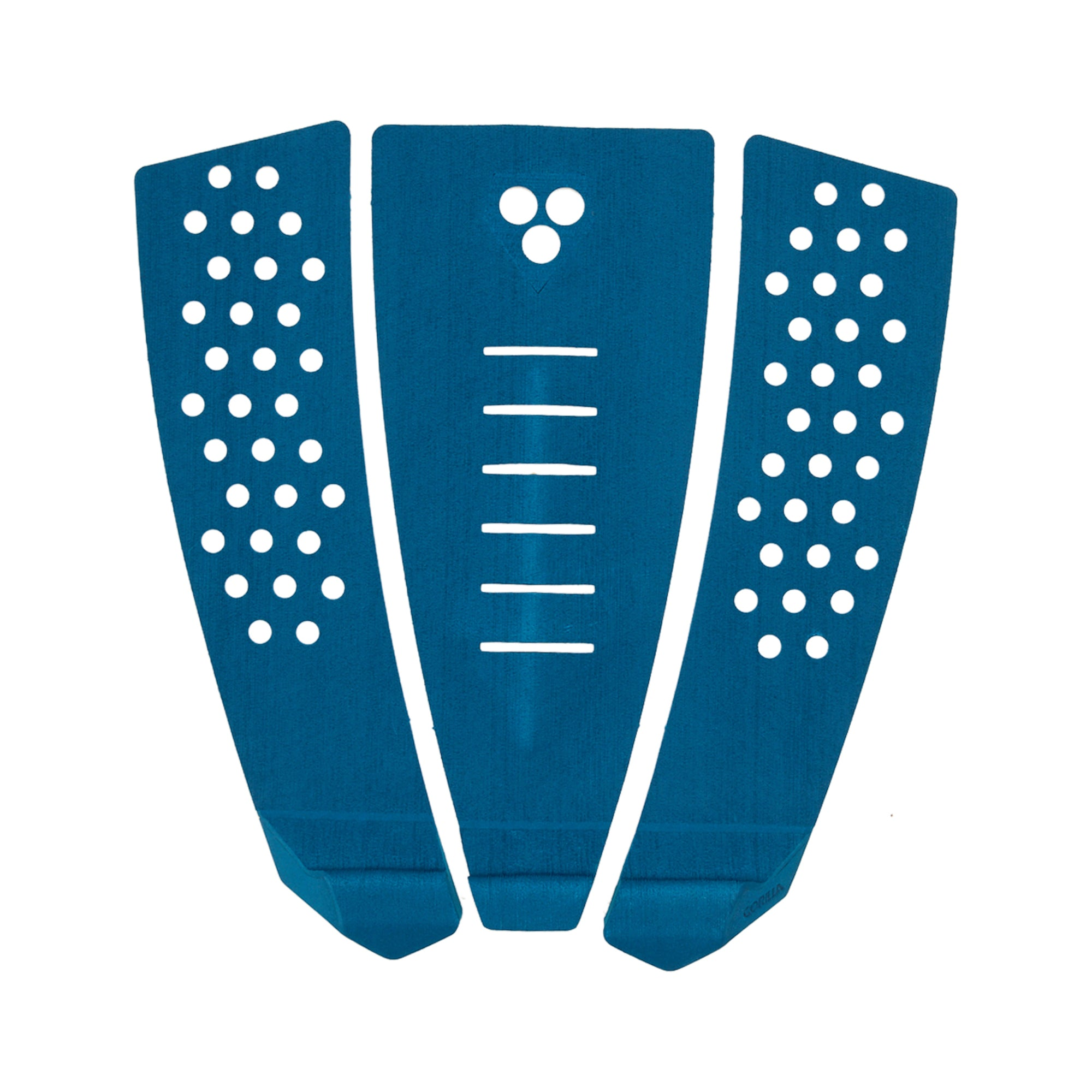 Gorilla Grip Skinny Three Flat Traction Pad - Deep Teal