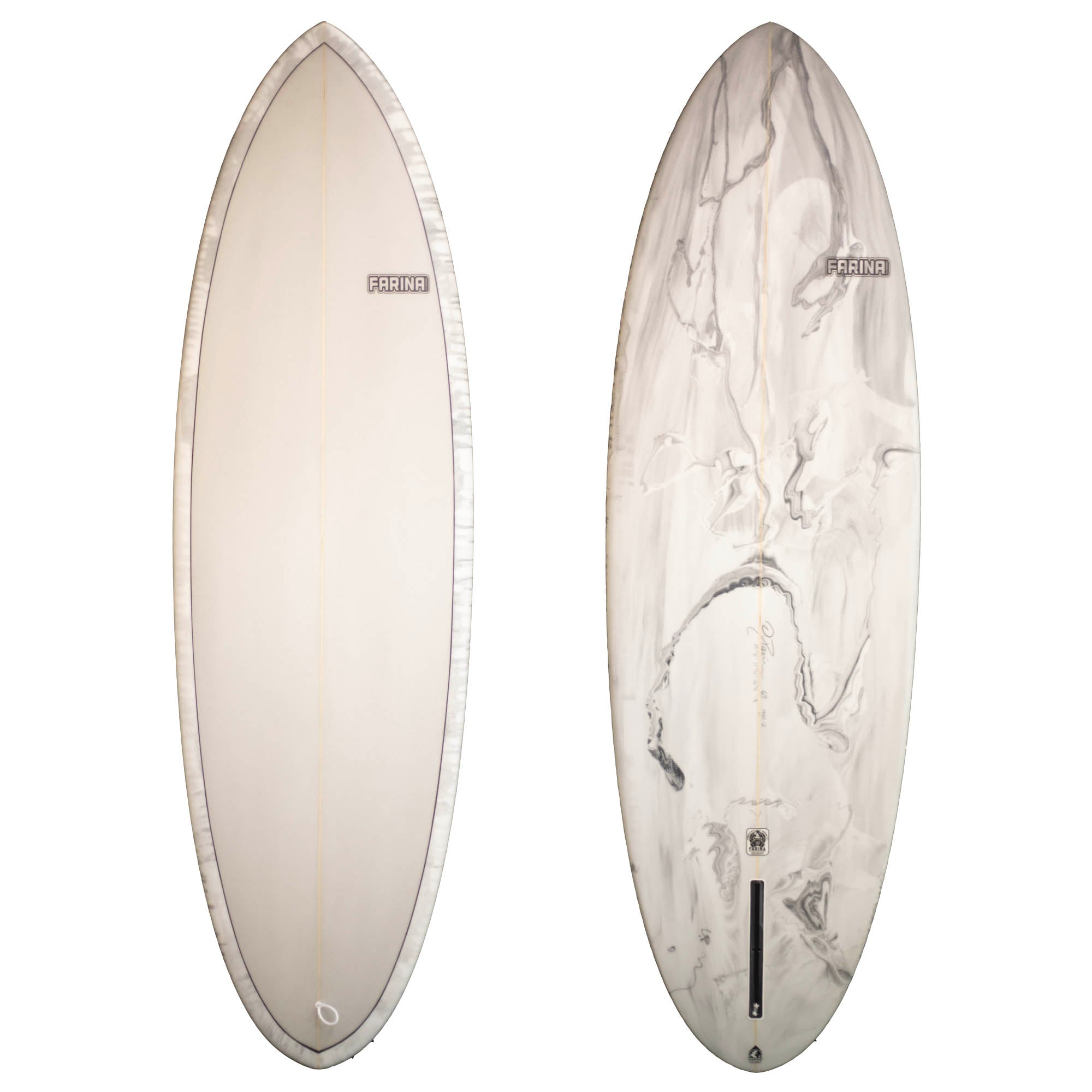 Farina Single Fin Surfboard