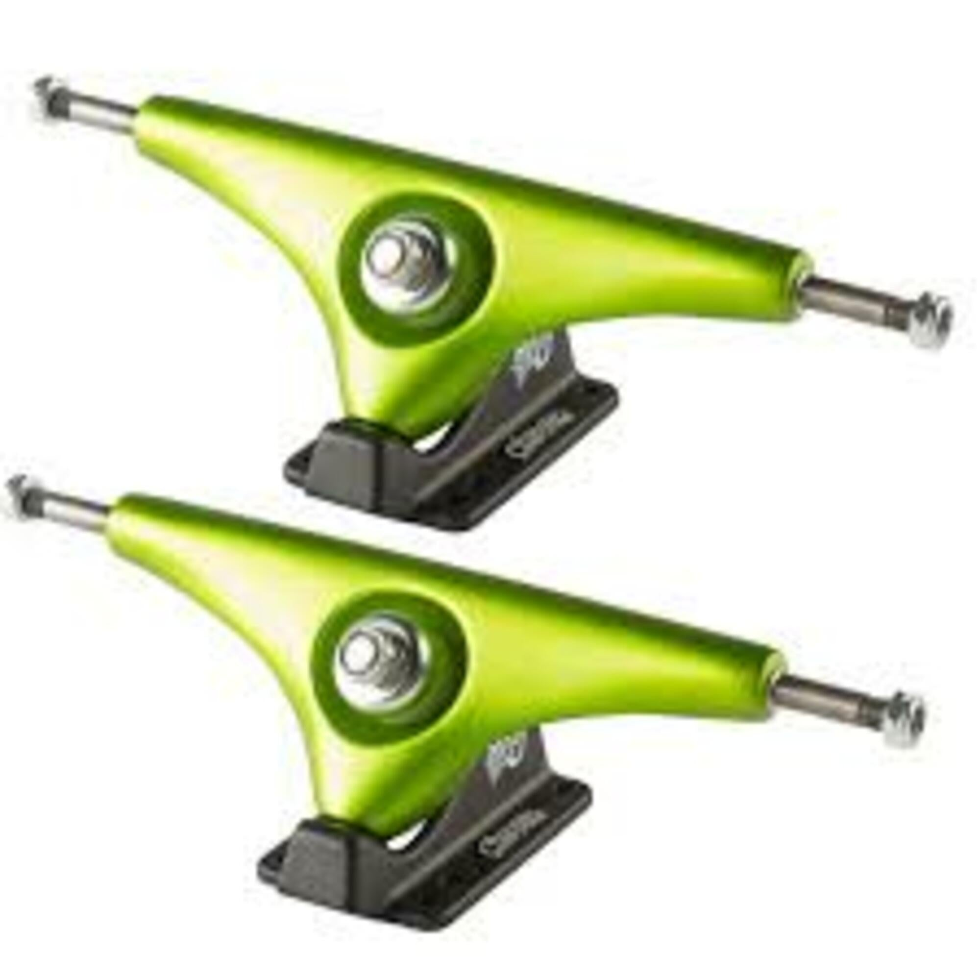 Gullwing Charger 9.0 Truck - Lime/Black 50 Degrees