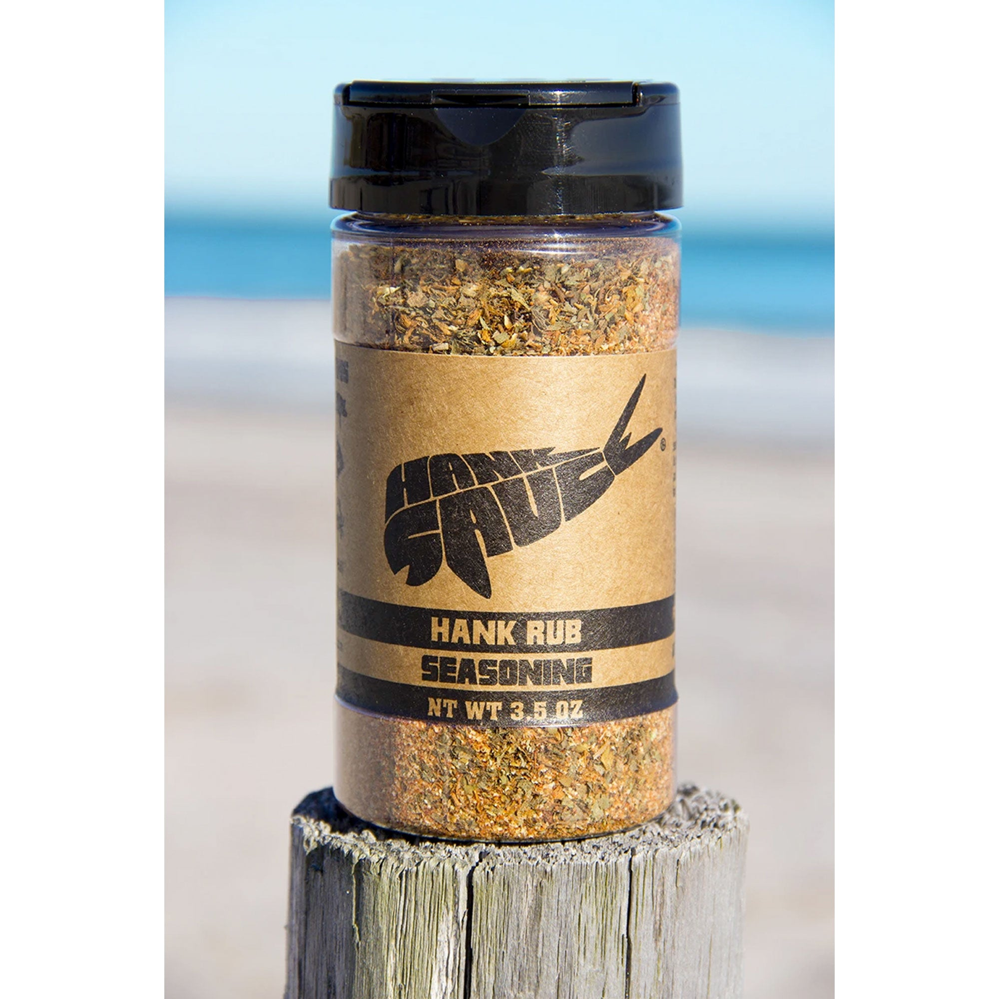 Hank Rub Seasoning