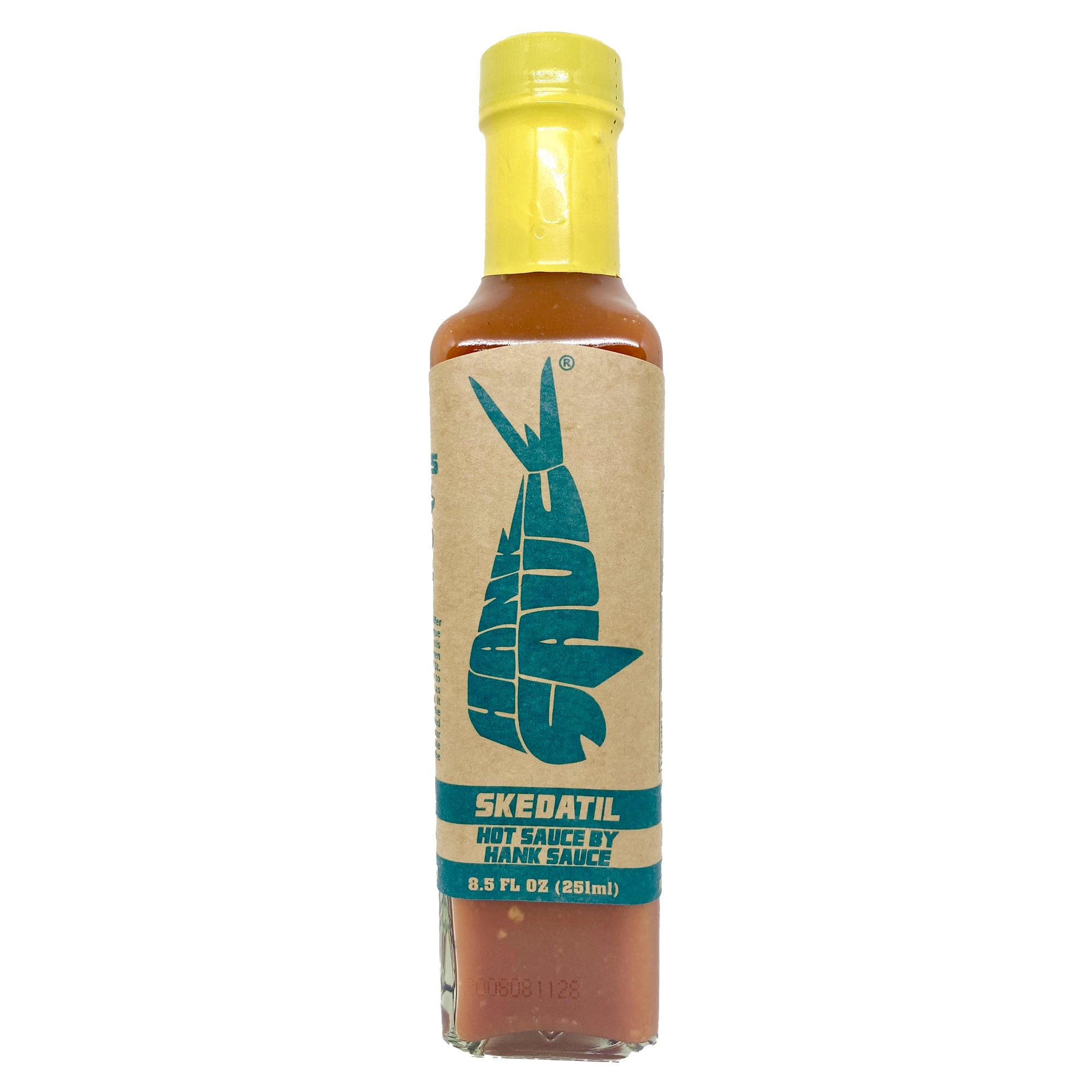 Hank Sauce Skedatil Hot Sauce - 8.5oz