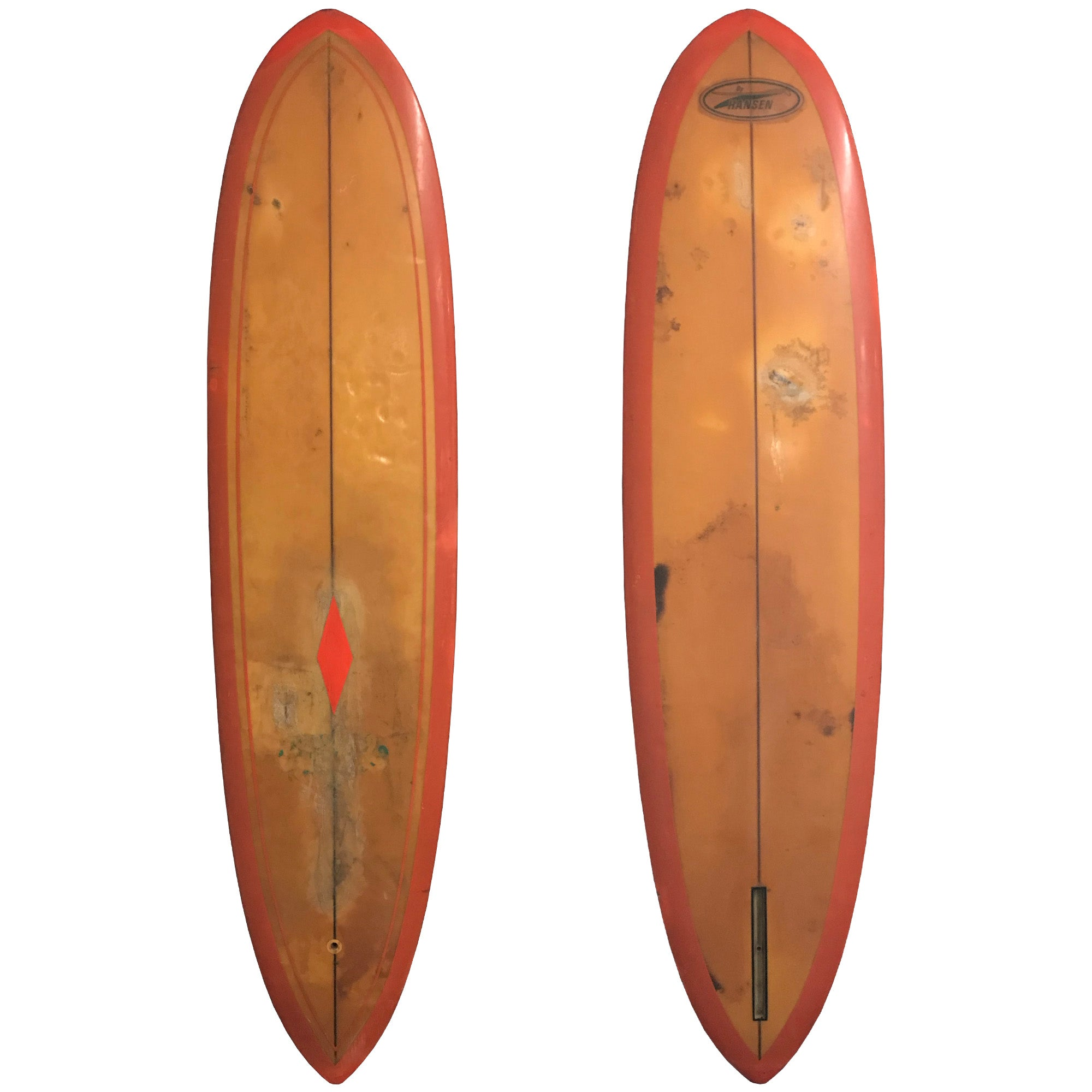 Surfboards by Hansen 7' Collector's Surfboard
