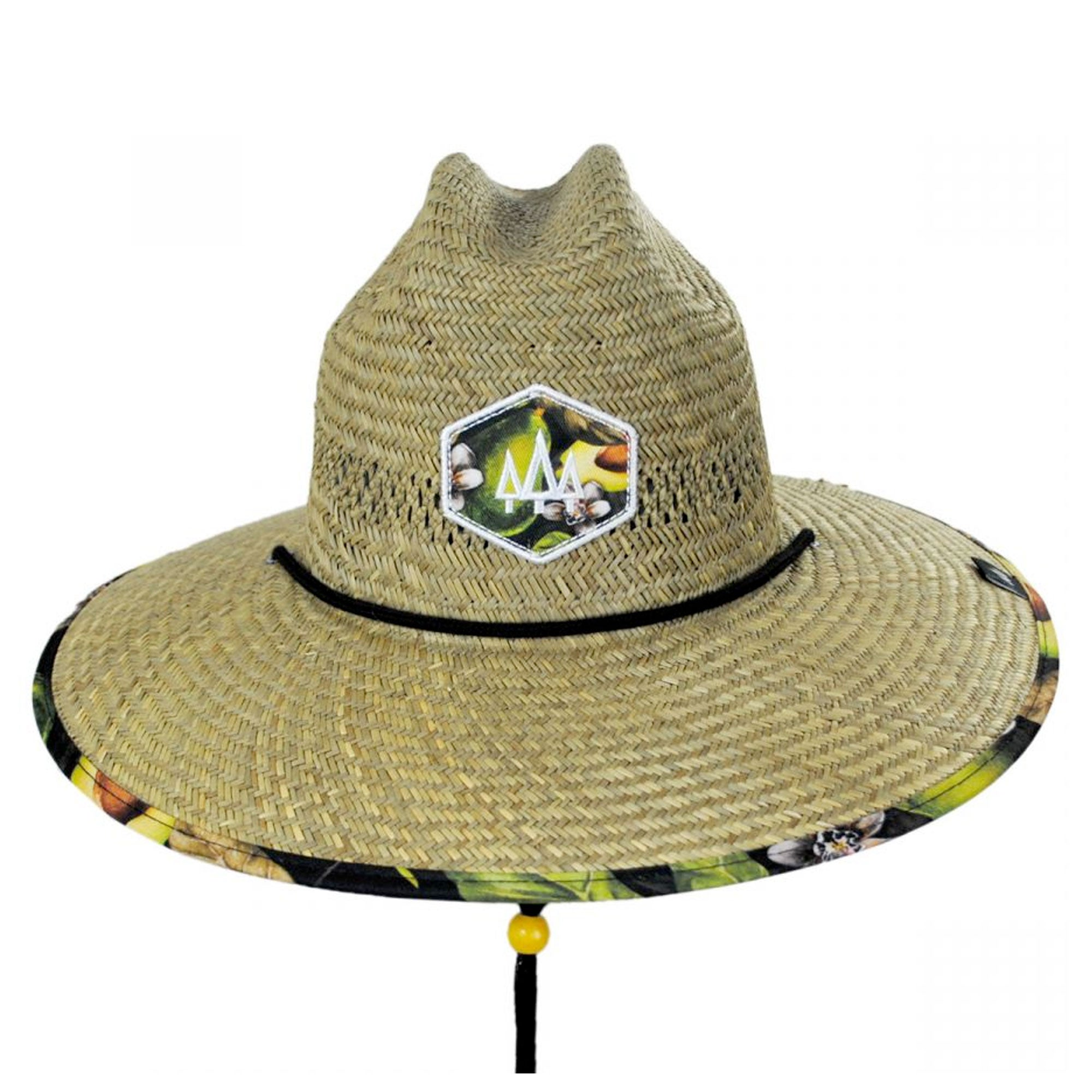 Hemlock Hat Co. Grove Straw Hat