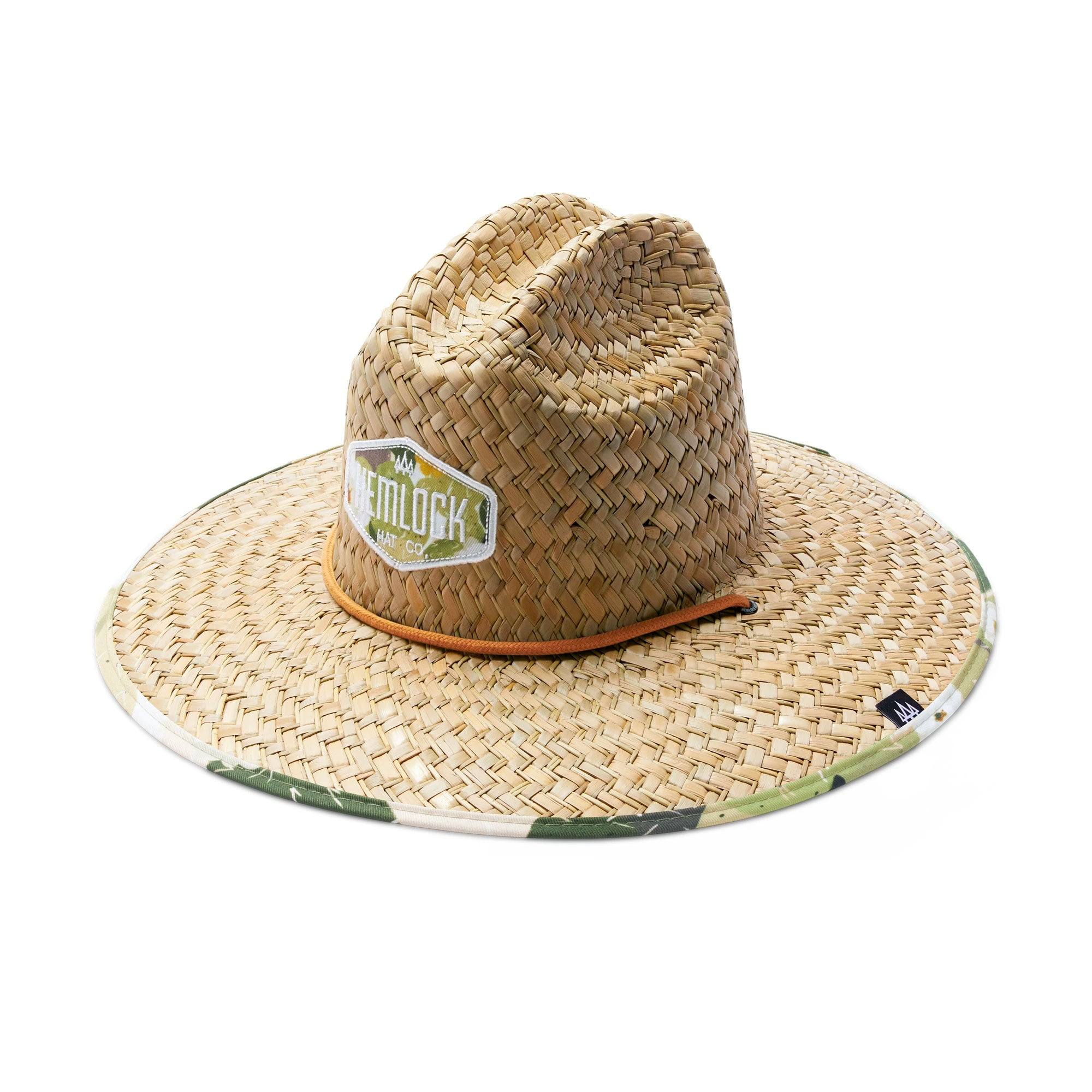 Hemlock Hat Co. Sonora Straw Hat
