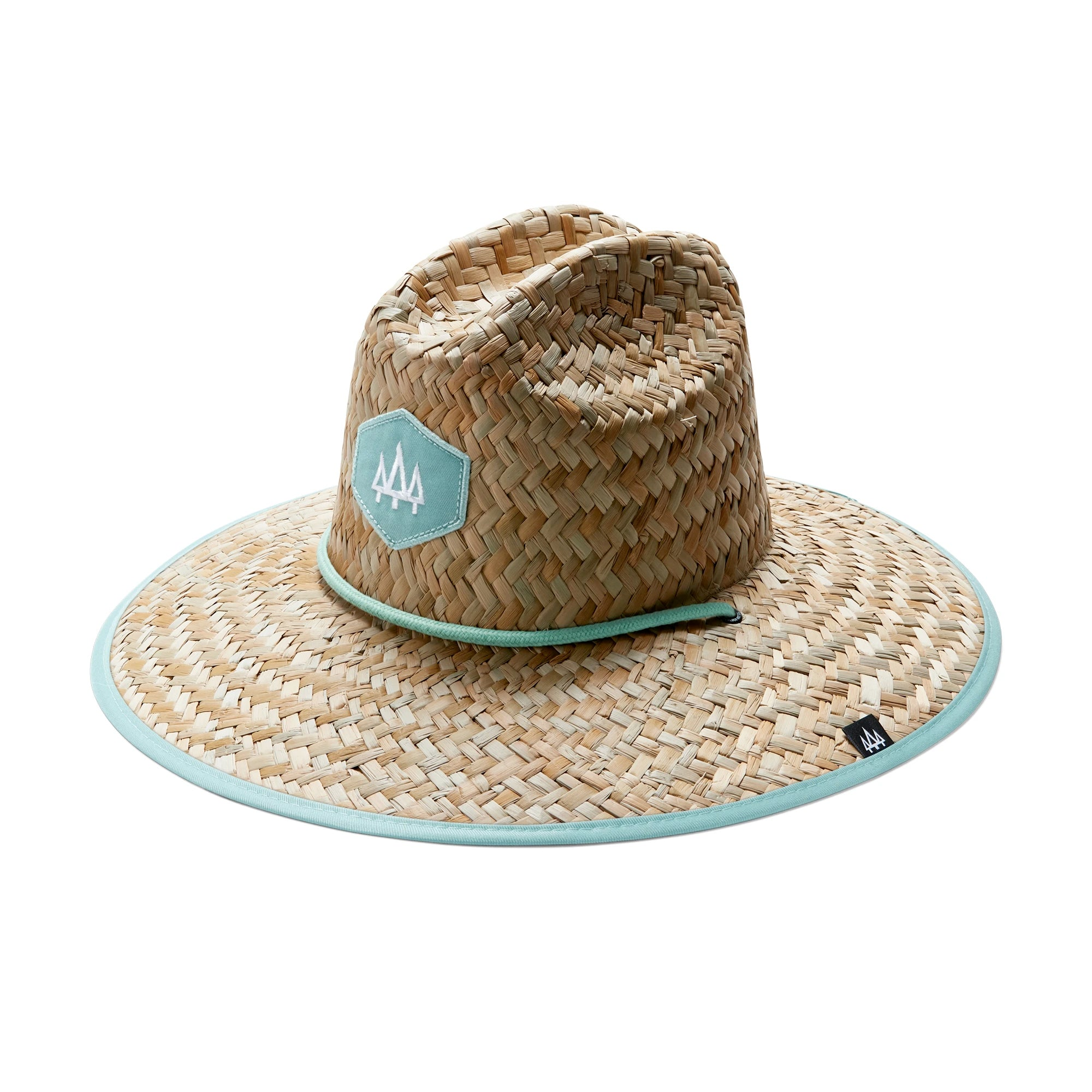 Hemlock Hat Co. Wasabi Straw Hat