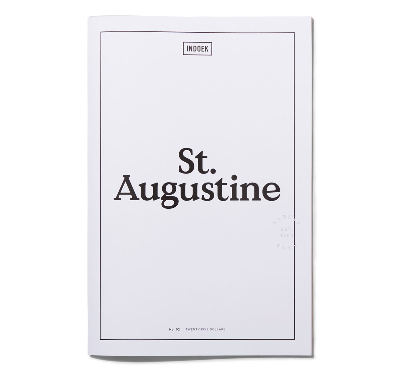 Indoek St. Augustine Issue