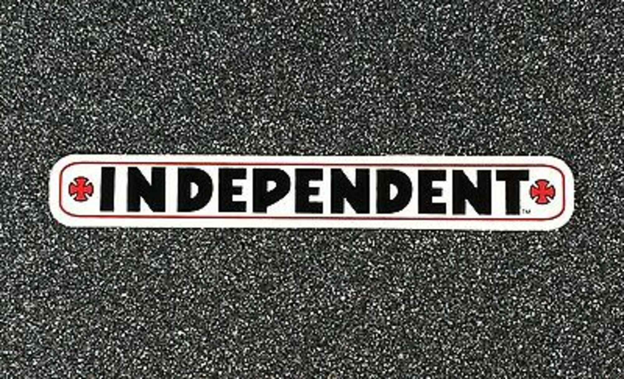 Independent Bar 4inch Decal