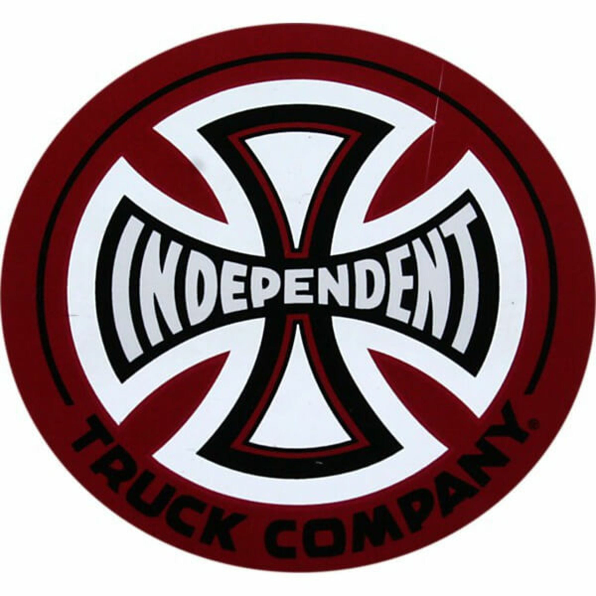 "Independent Truck Co. 12"" Foil Decal"