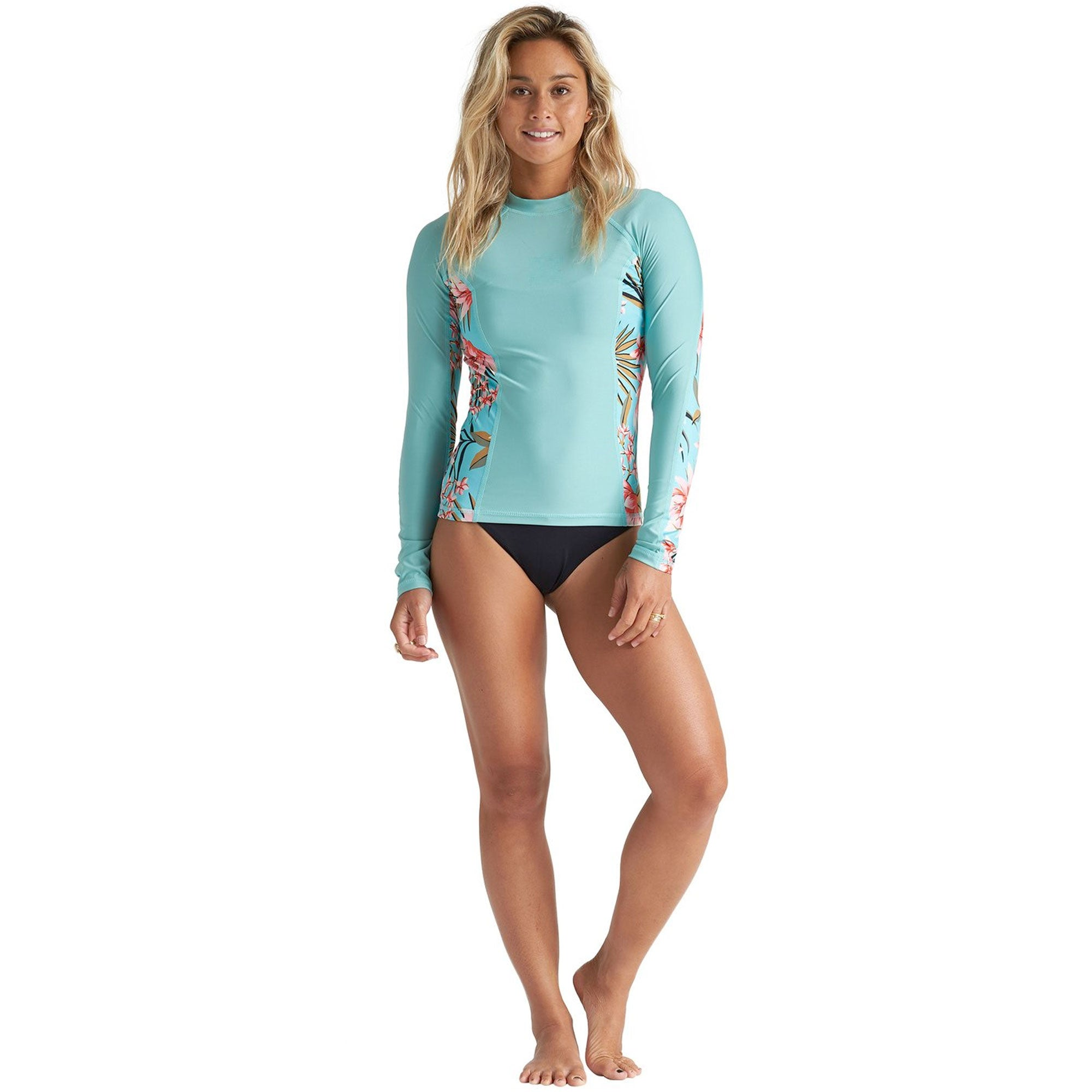Billabong Core Surf Daze Women's L/S Rashguard