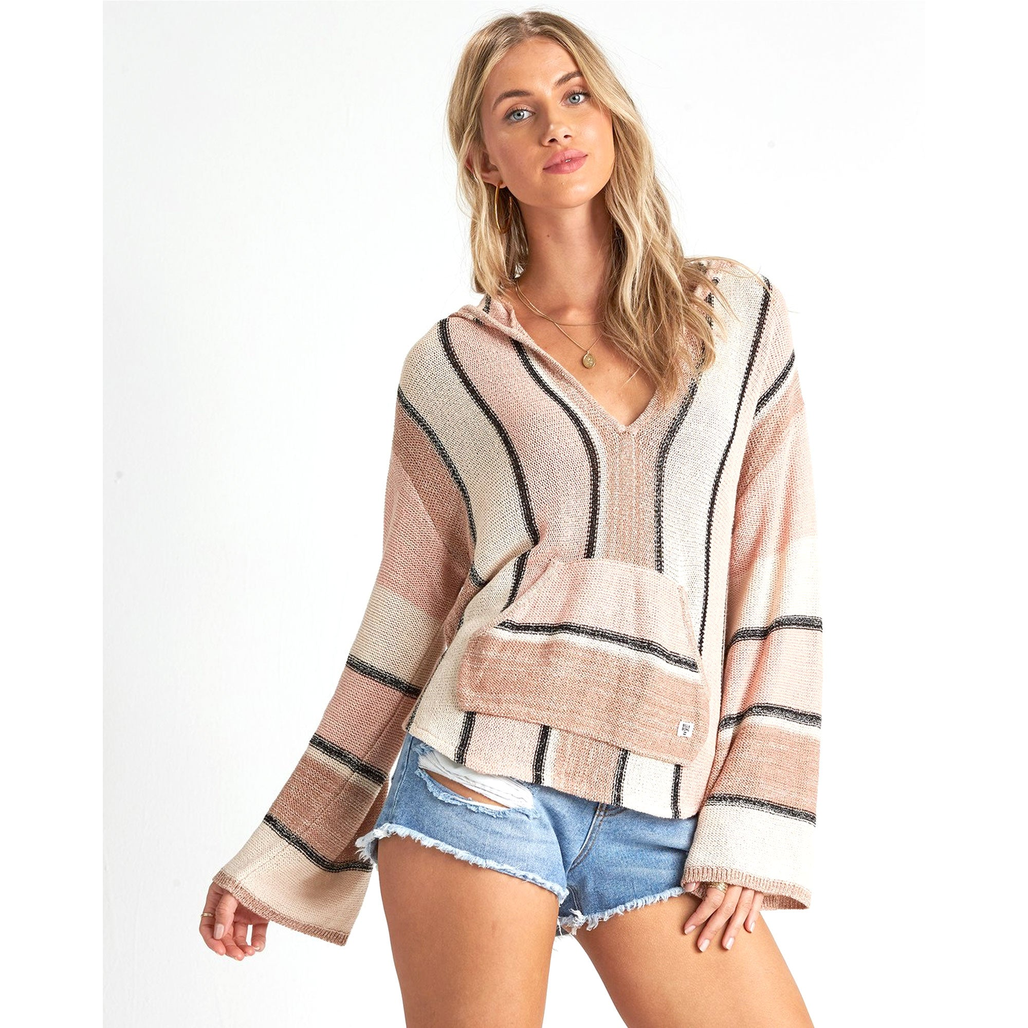 Billabong Baja Beach Women's Hooded Pullover