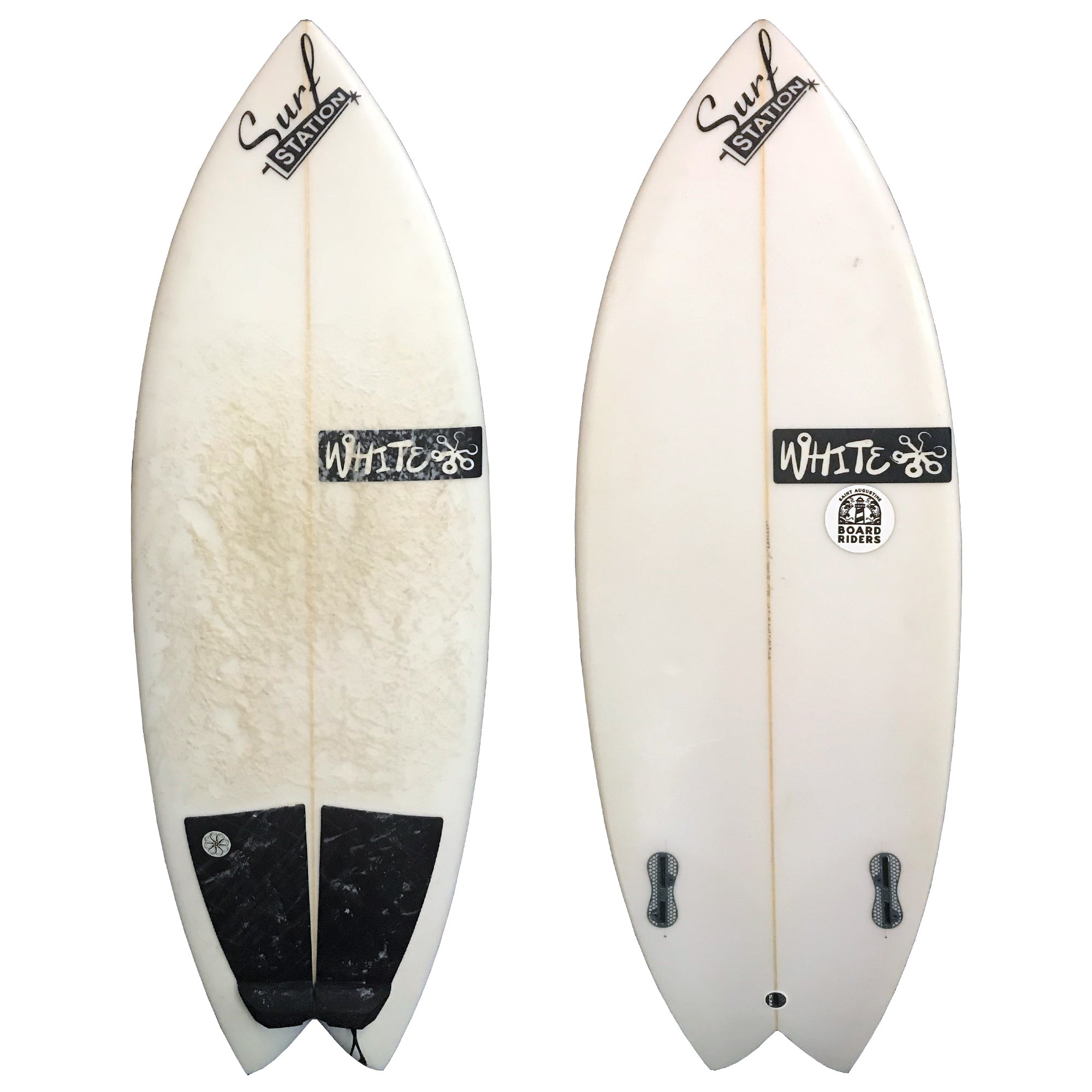Ken White 4'2 Used Fish Surfboard
