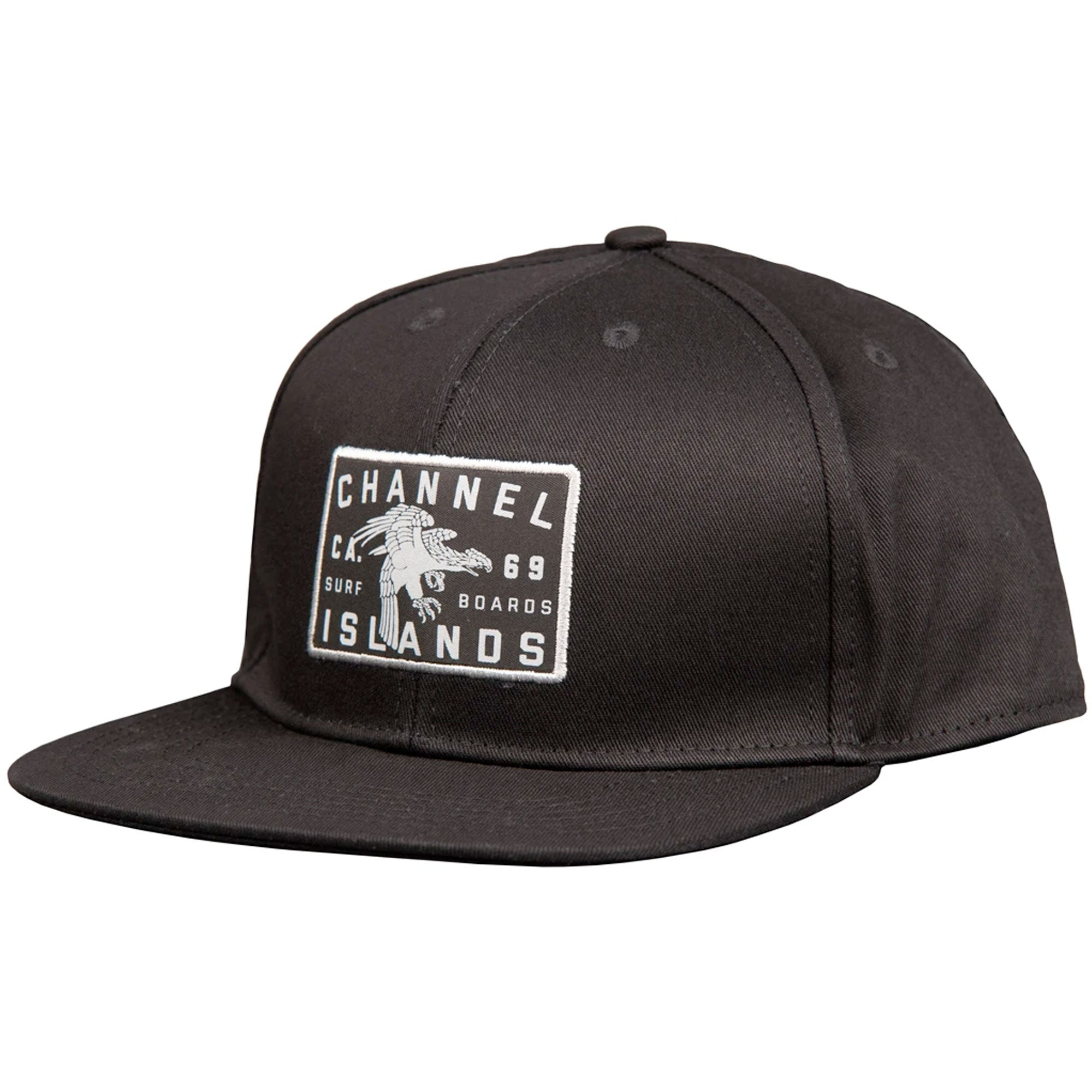 Channel Islands Locale Snapback Hat