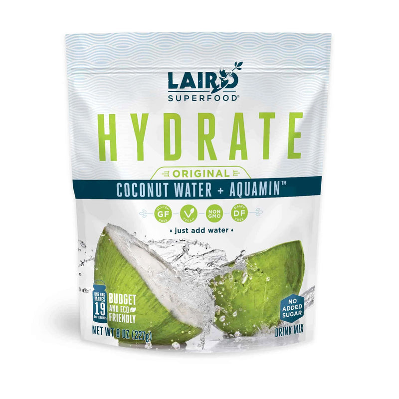 Laird Superfood Hydrate Coconut Water 8 oz