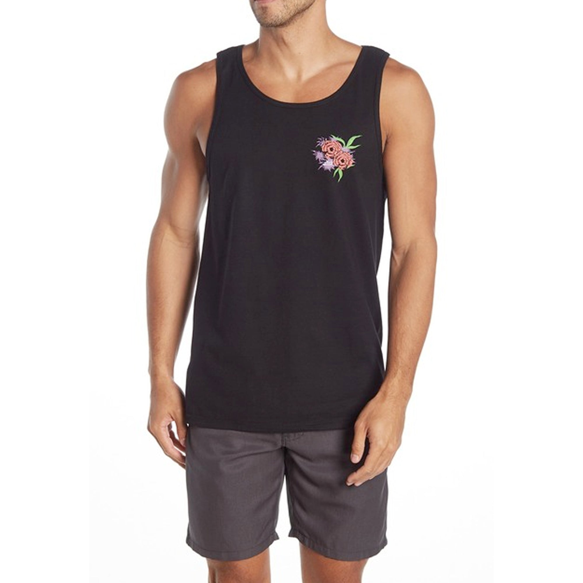 Lost Beach Rat Men's Tank Top