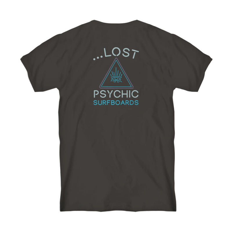 Lost Psychic Surfboards Men's S/S T-Shirt