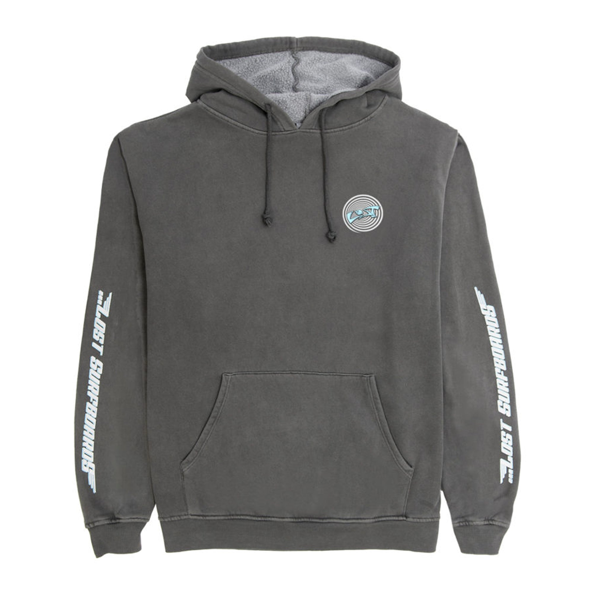 Lost Surfboards Men's Pullover Fleece Hoodie