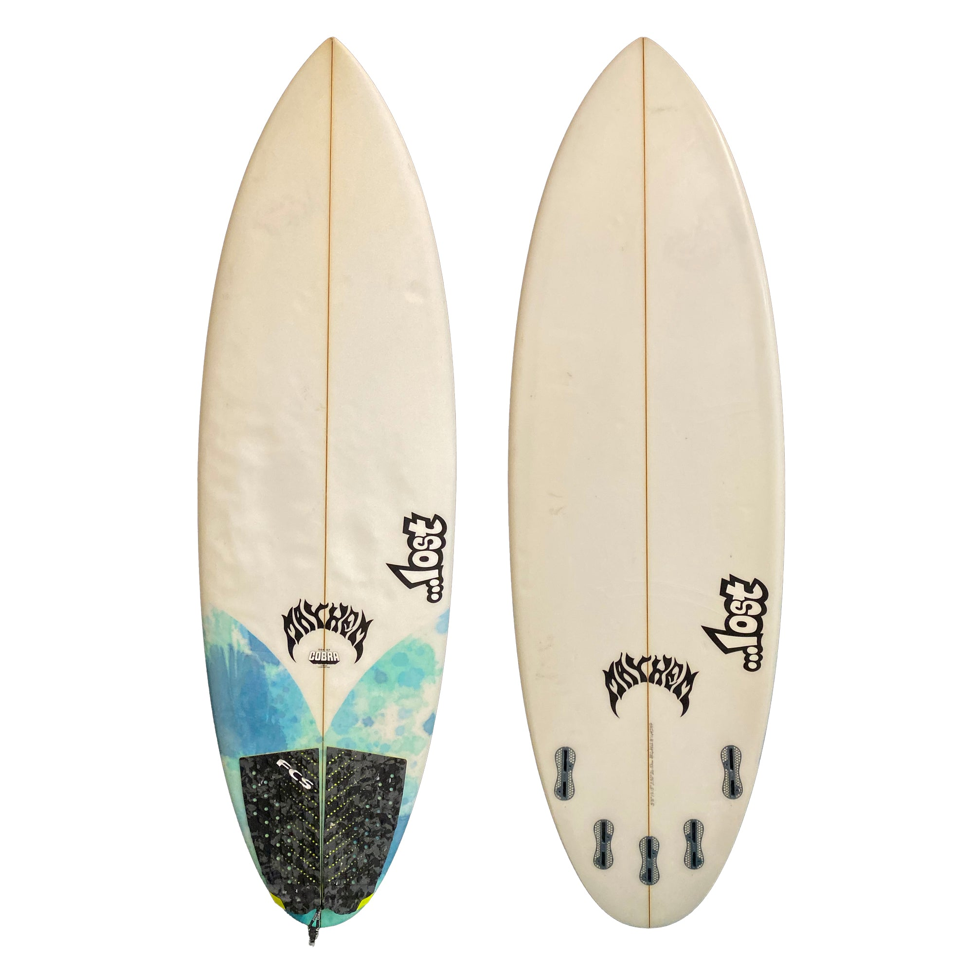Lost Quiver Killer 5'5 Used Surfboard