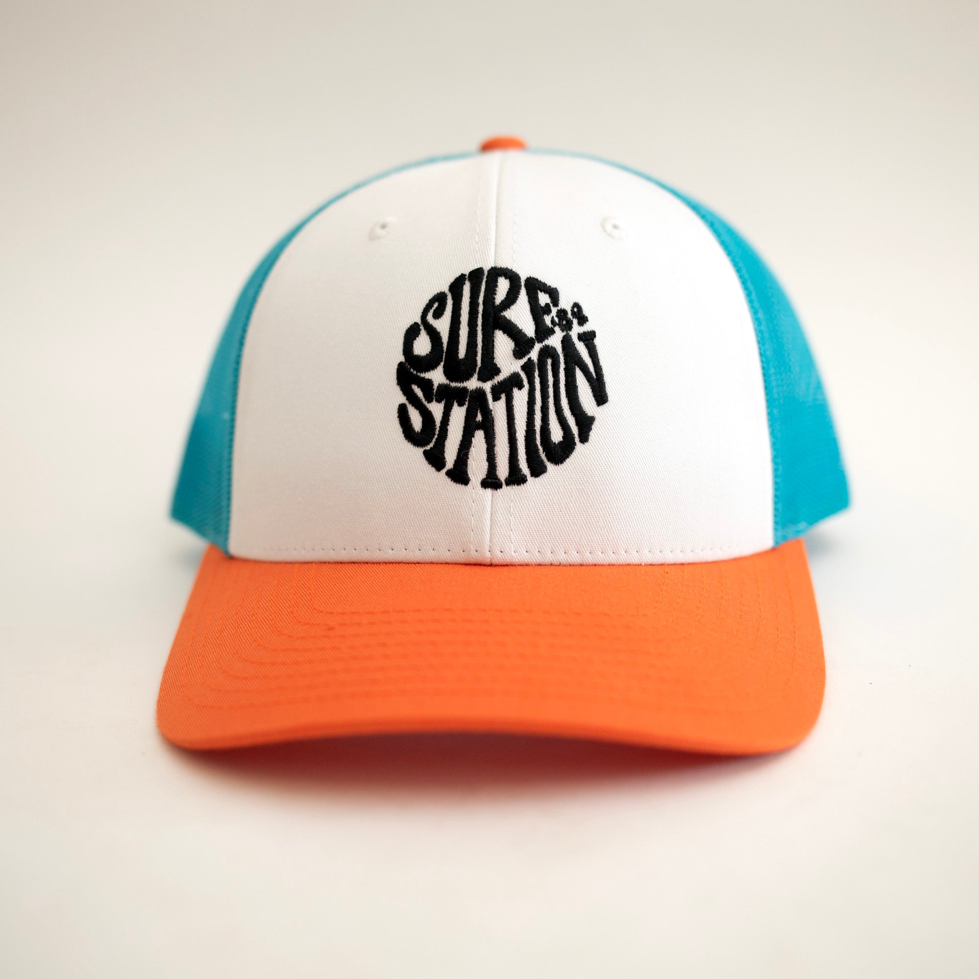 Surf Station '84 Men's Low-Profile Trucker Hat