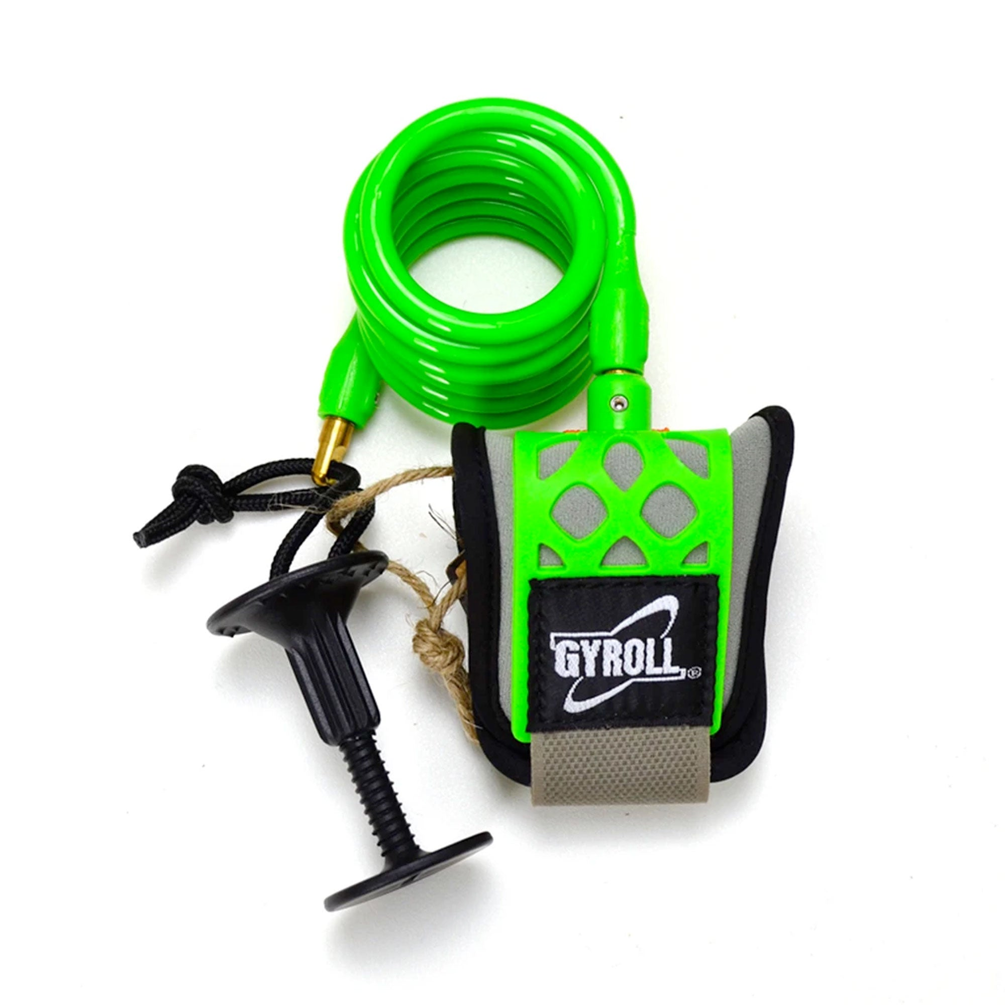 Gyroll Wrist Bodyboard Leash