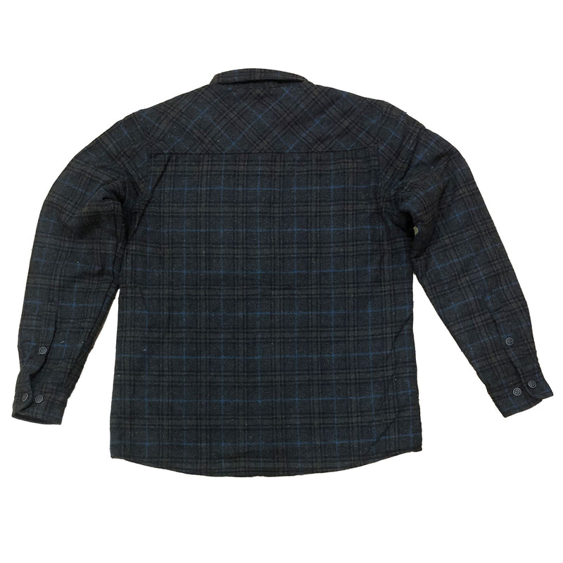 Surf Station 4th Street Men's Flannel Jacket