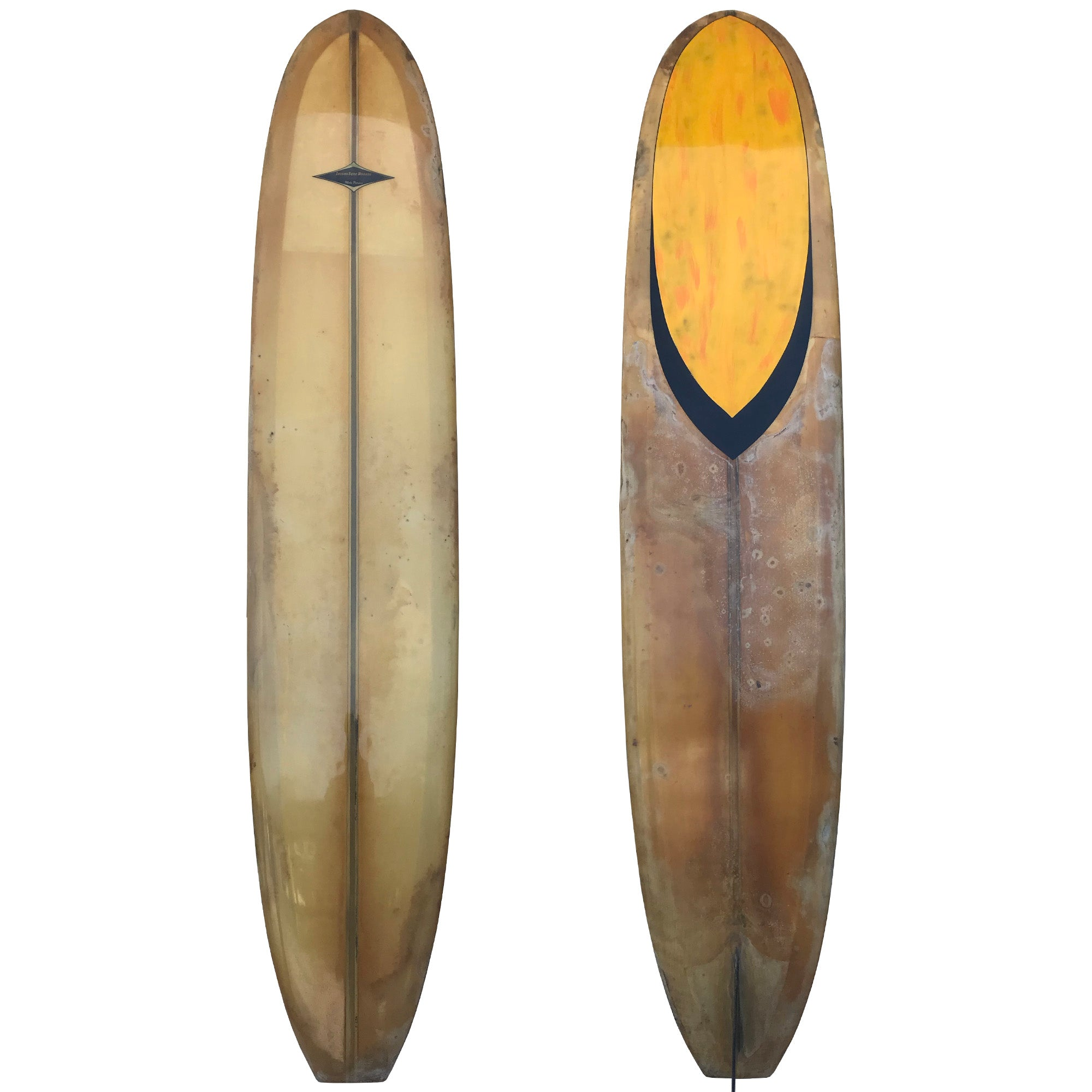 Jacobs Surfboards Designed by Mike Purpus Collector's Surfboard