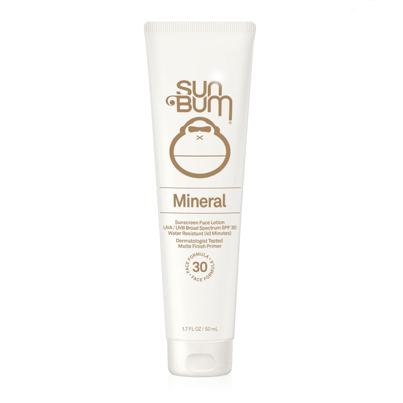 Sun Bum Mineral Sunscreen Face Lotion - SPF 30