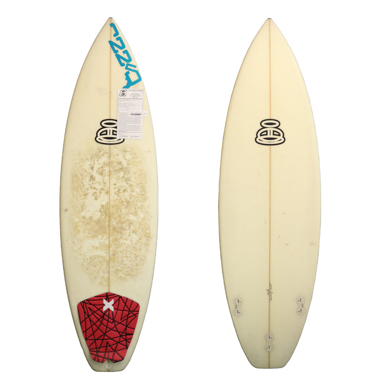 "Mystic 5'5 1/2"" Used Shortboard"