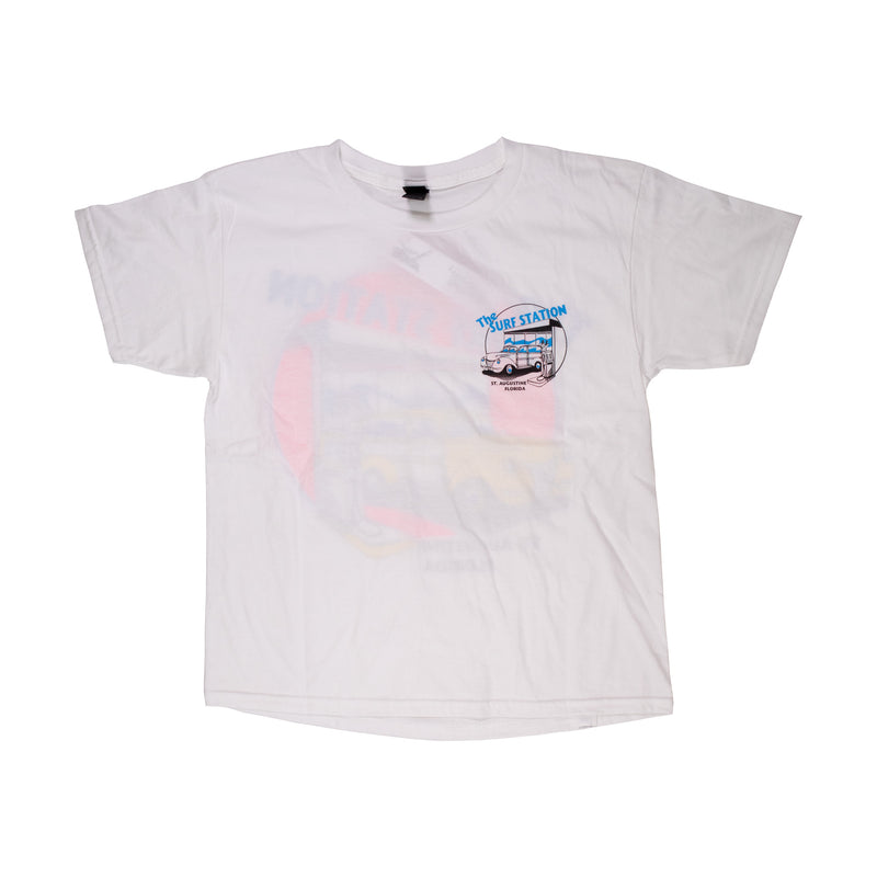Surf Station Neon Woody Boy's S/S T-Shirt