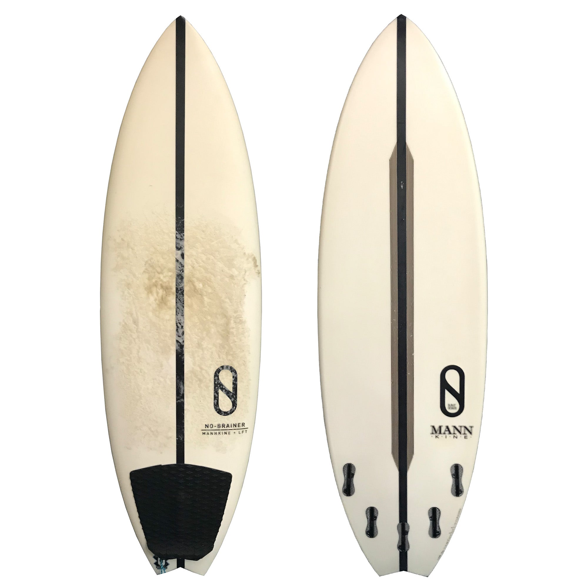 Firewire No Brainer 5'6 Used Surfboard