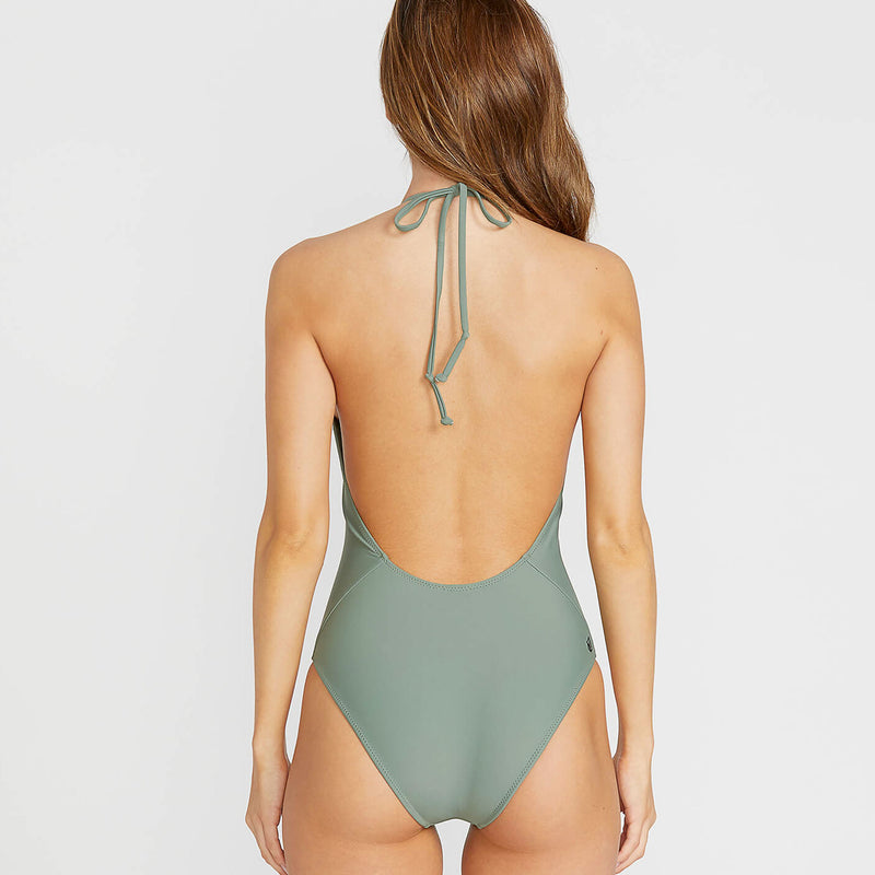 Volcom Simply Solid Women's One Piece