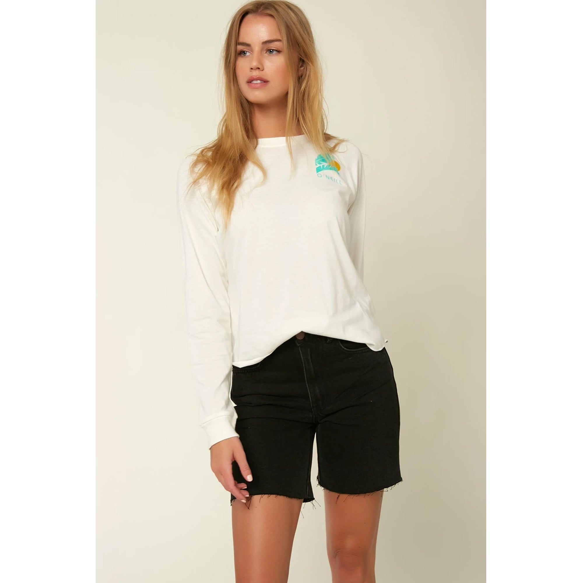 O'Neill Secret Beach Women's L/S T-Shirt