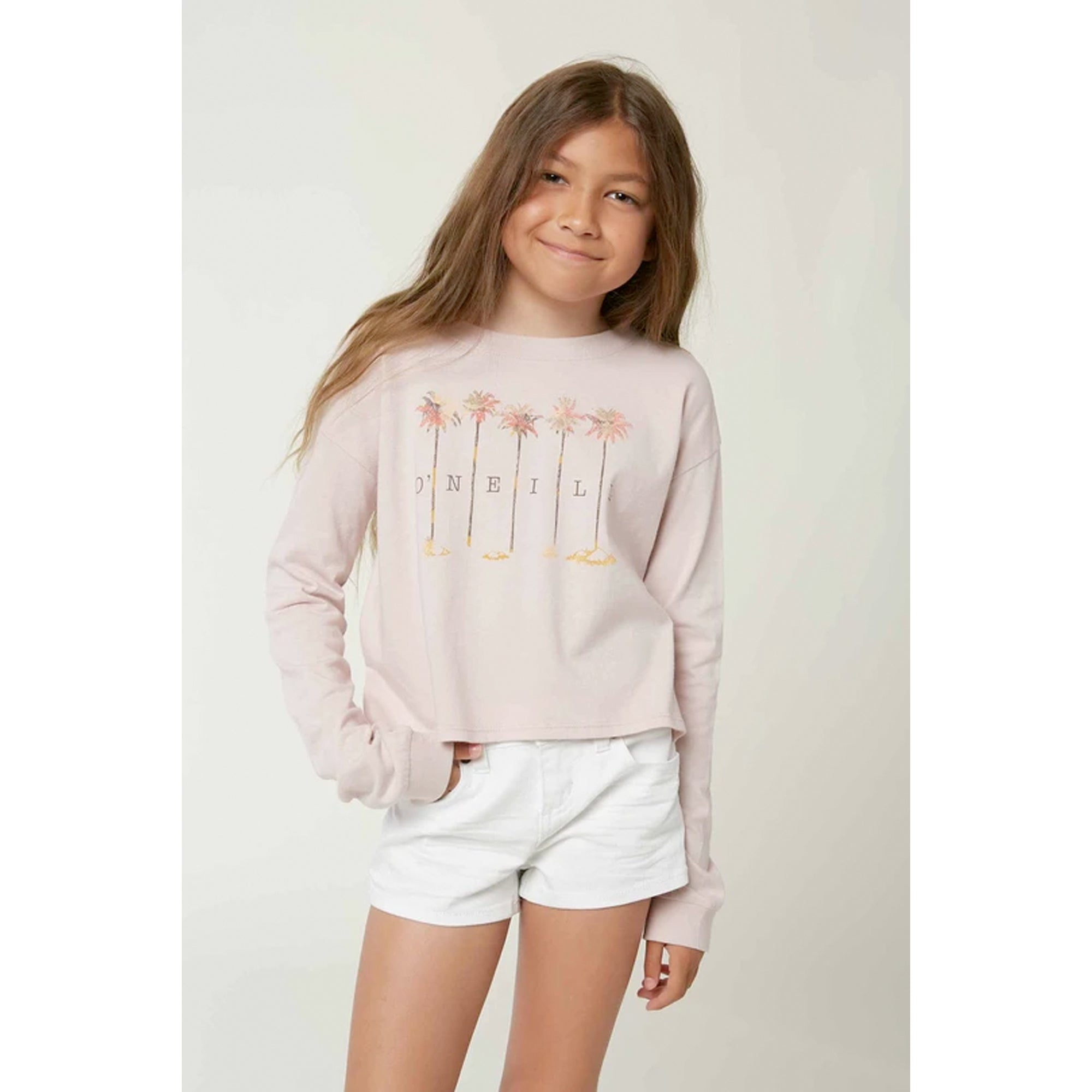 O'Neill Serene Youth Girl's L/S T-Shirt