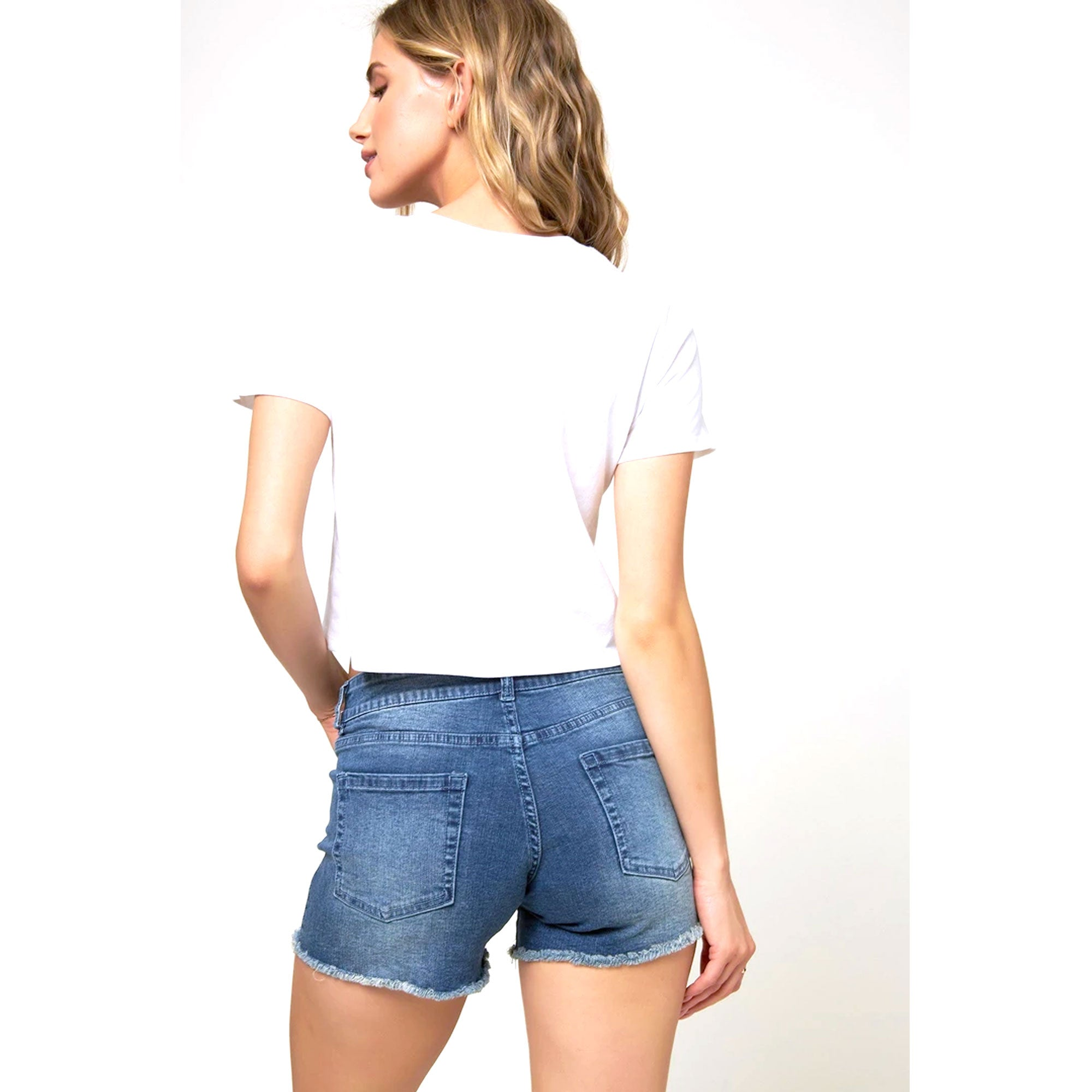 O'Neill Cody Women's Denim Shorts