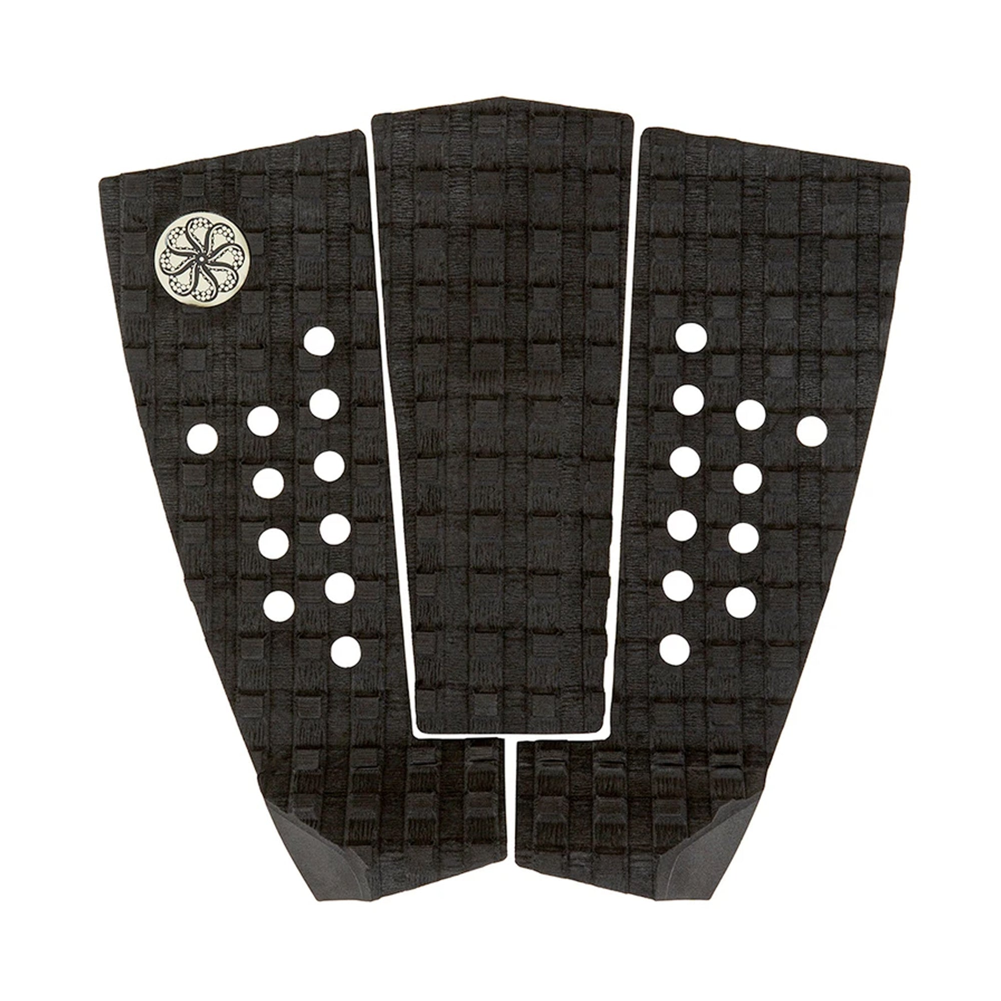 Octopus Scramble II Arch Traction Pad - Black